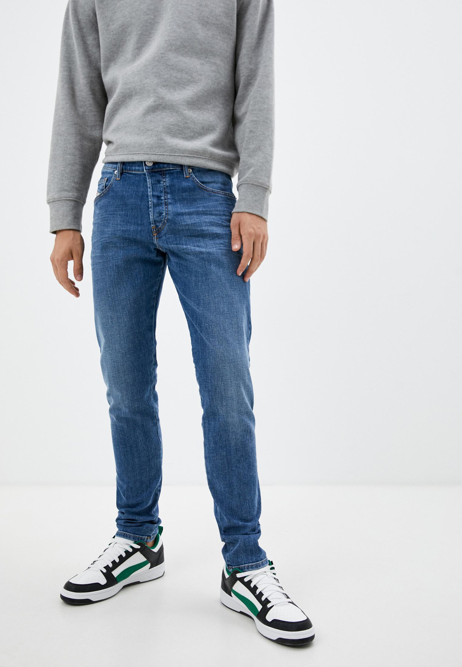 Мужские зауженные джинсы Diesel (Дизель) A00394009ZR