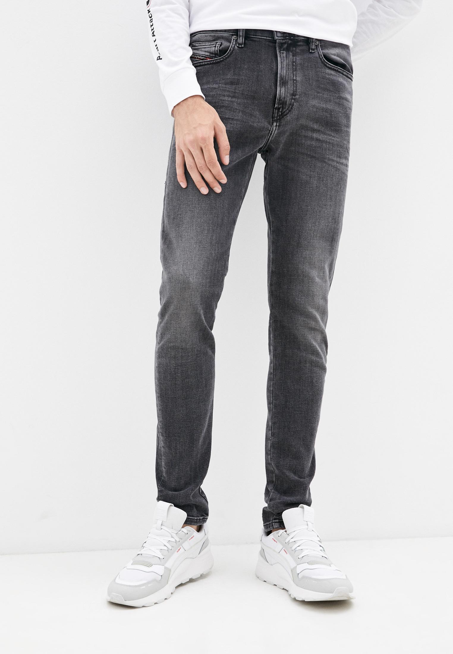Мужские зауженные джинсы Diesel (Дизель) A0071209A18