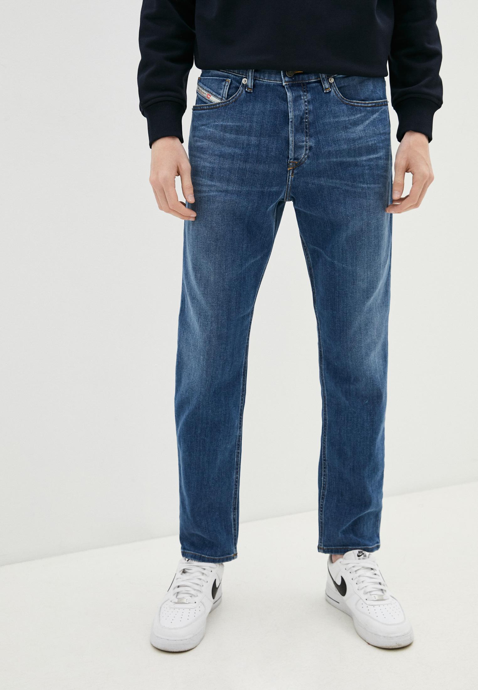 Мужские зауженные джинсы Diesel (Дизель) A0169509A80