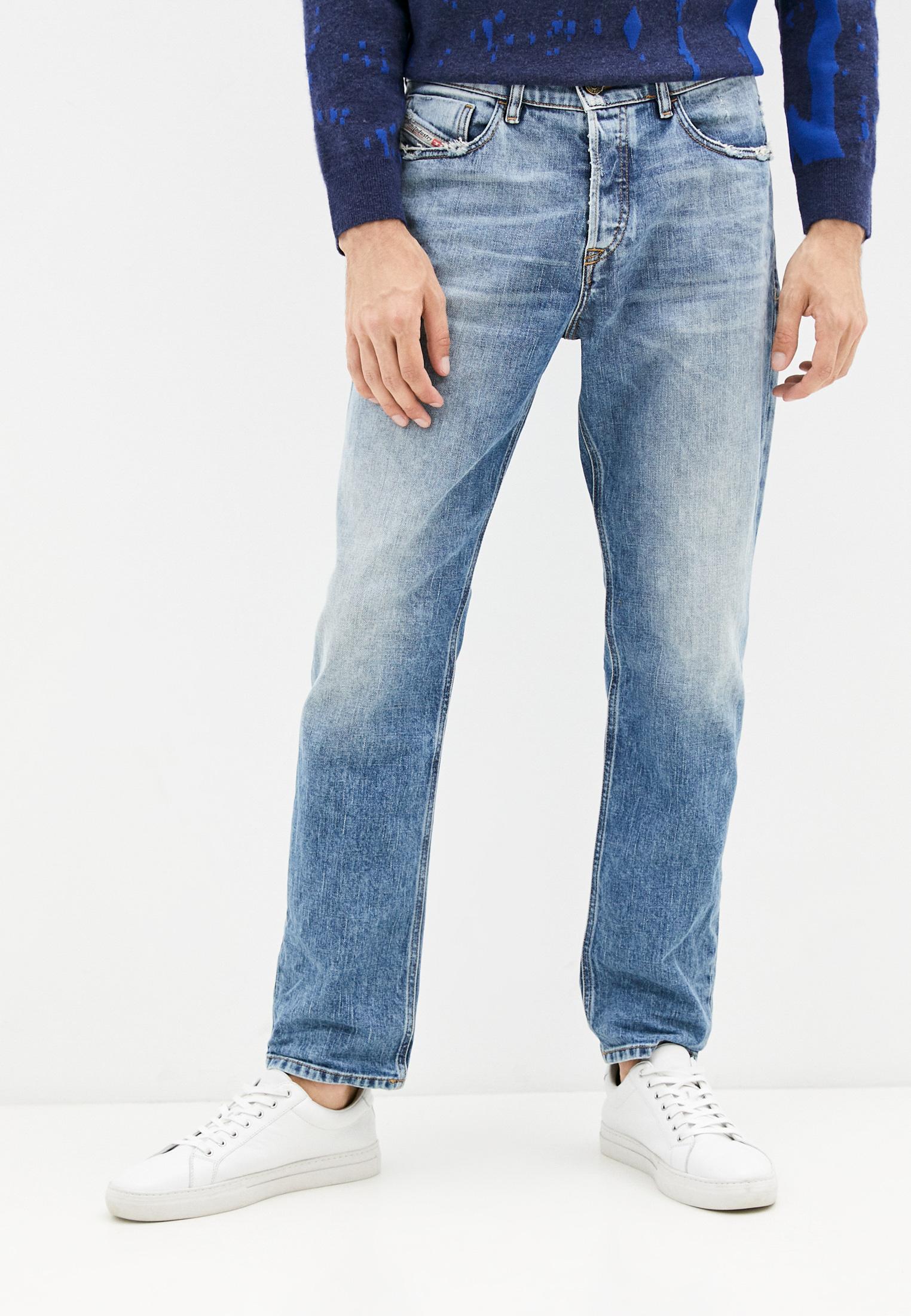 Мужские прямые джинсы Diesel (Дизель) A01695Z9A19
