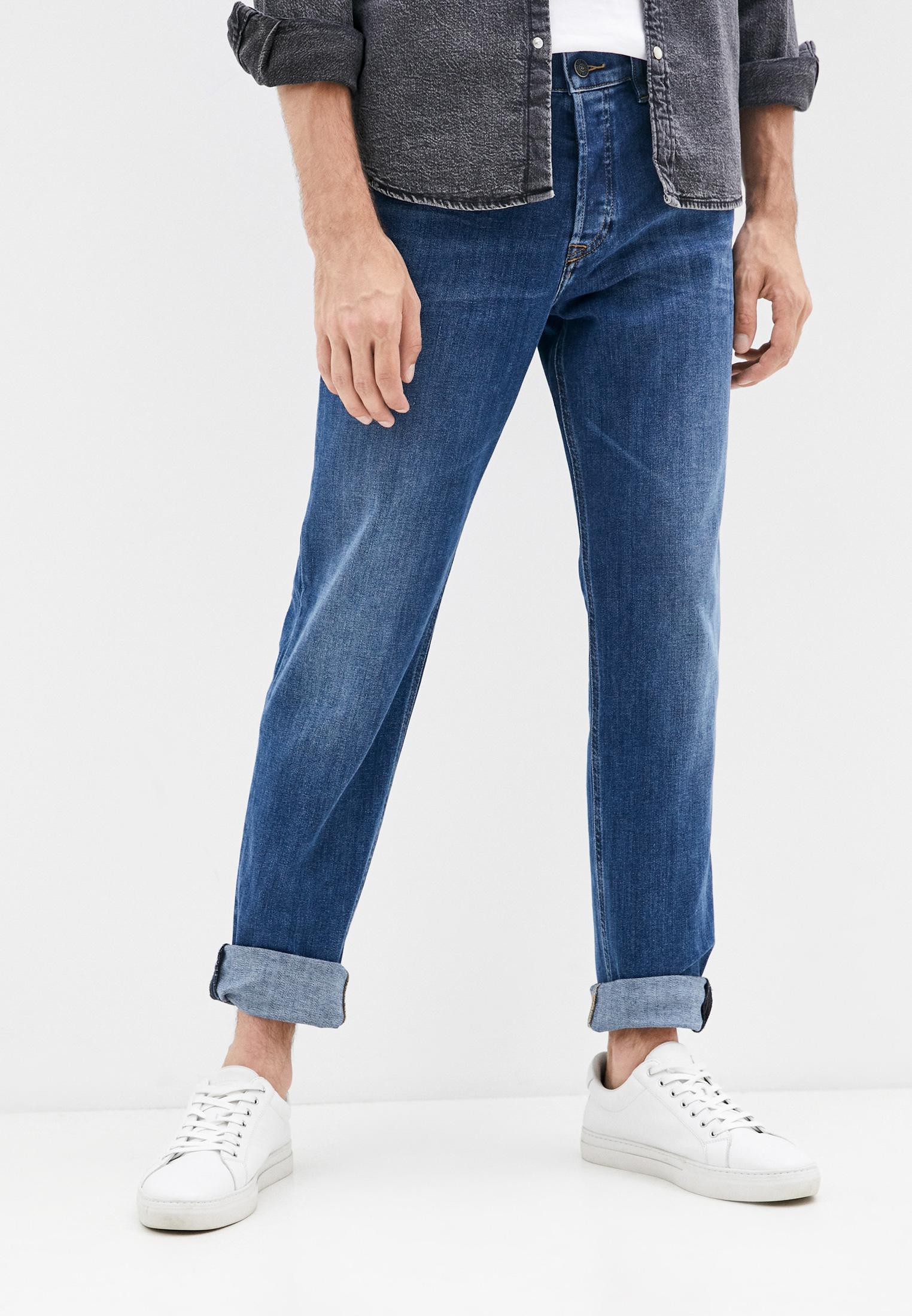 Мужские прямые джинсы Diesel (Дизель) A0171509A80