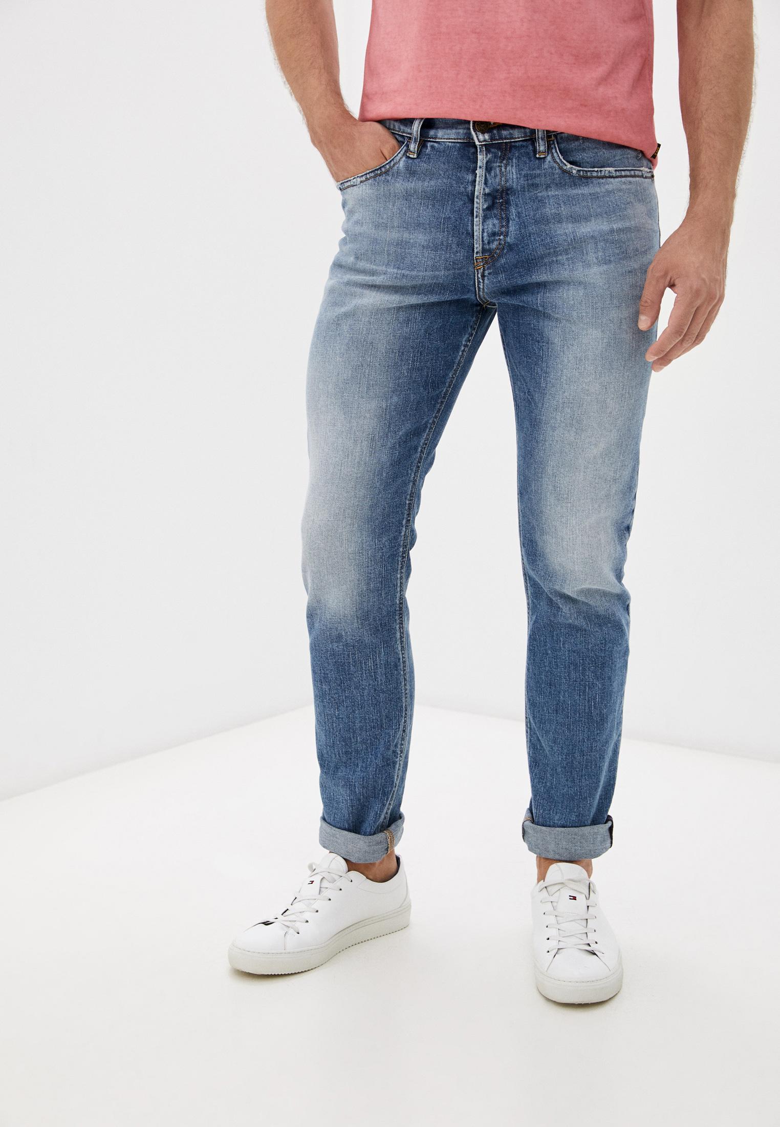 Мужские прямые джинсы Diesel (Дизель) A01715Z9A19