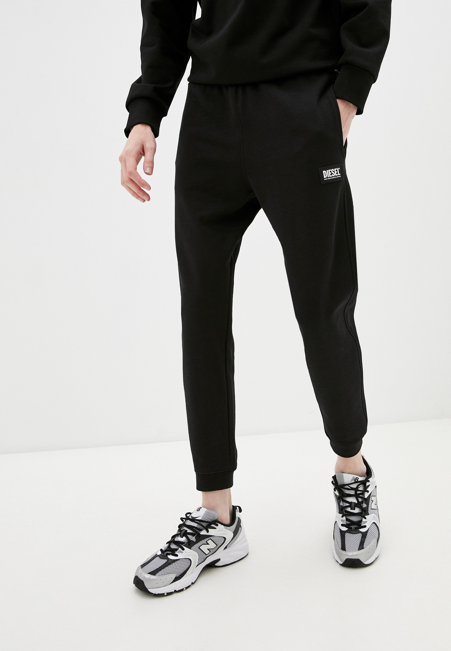 Мужские спортивные брюки Diesel (Дизель) A028120NBAY