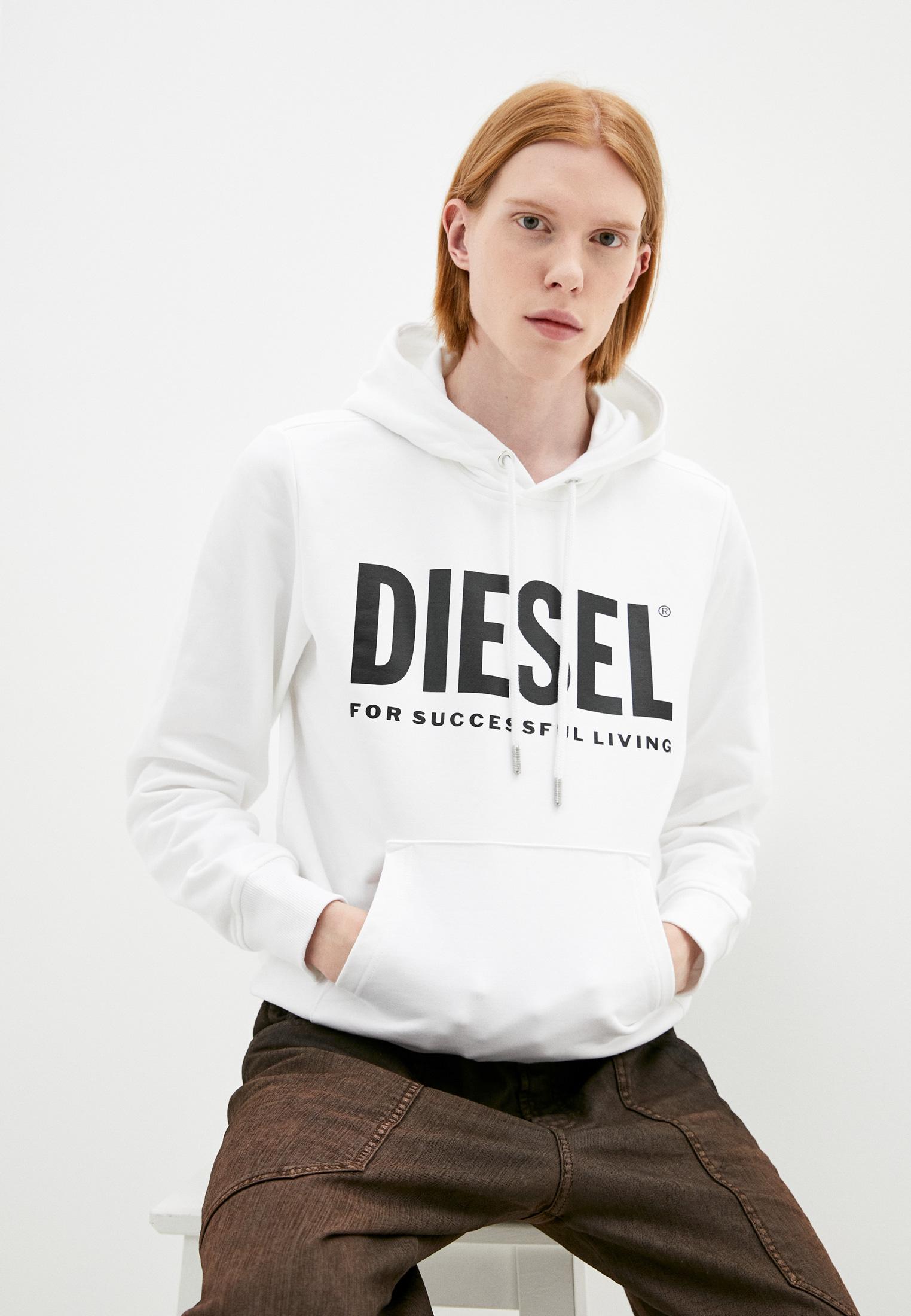Мужские худи Diesel (Дизель) Худи Diesel