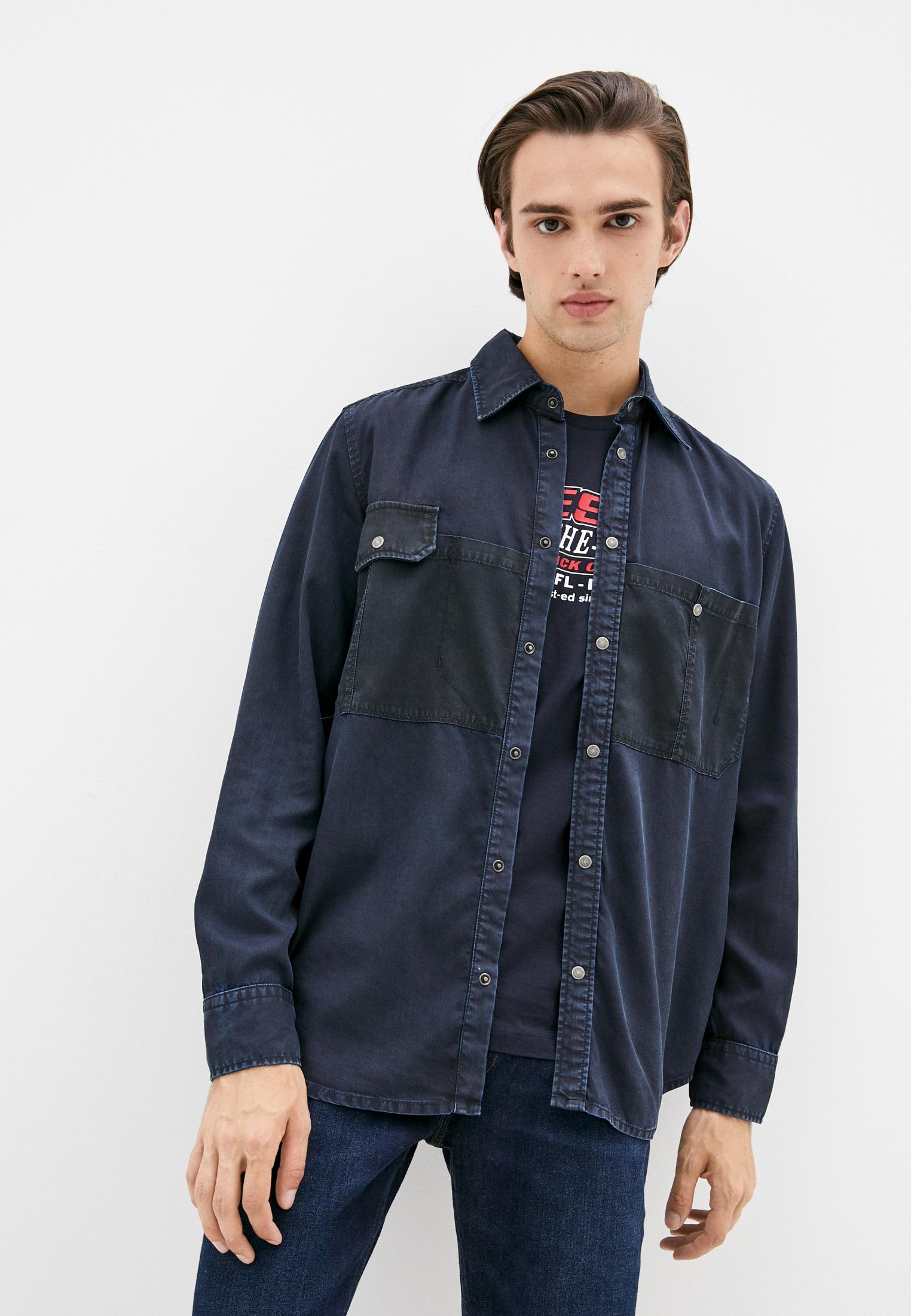 Рубашка с длинным рукавом Diesel (Дизель) A028410GCAM