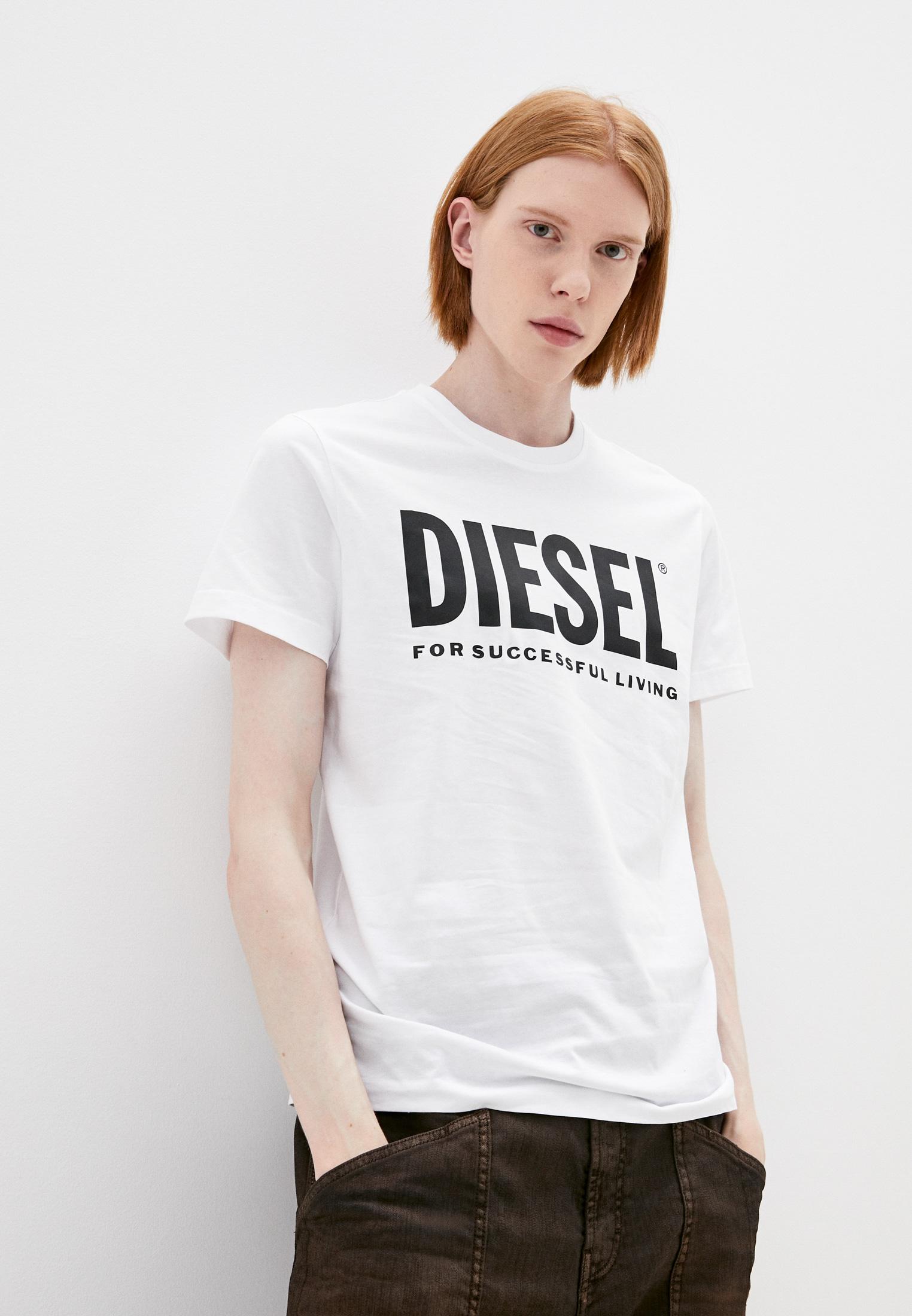 Футболка с коротким рукавом Diesel (Дизель) A028770AAXJ