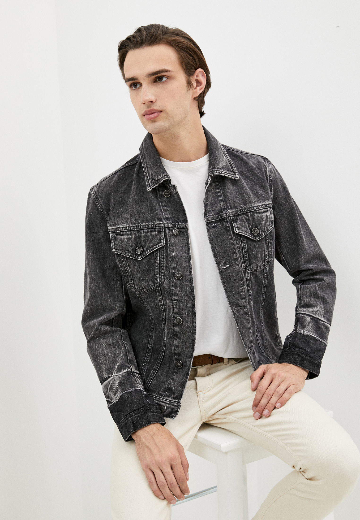 Джинсовая куртка Diesel (Дизель) A0289509A36