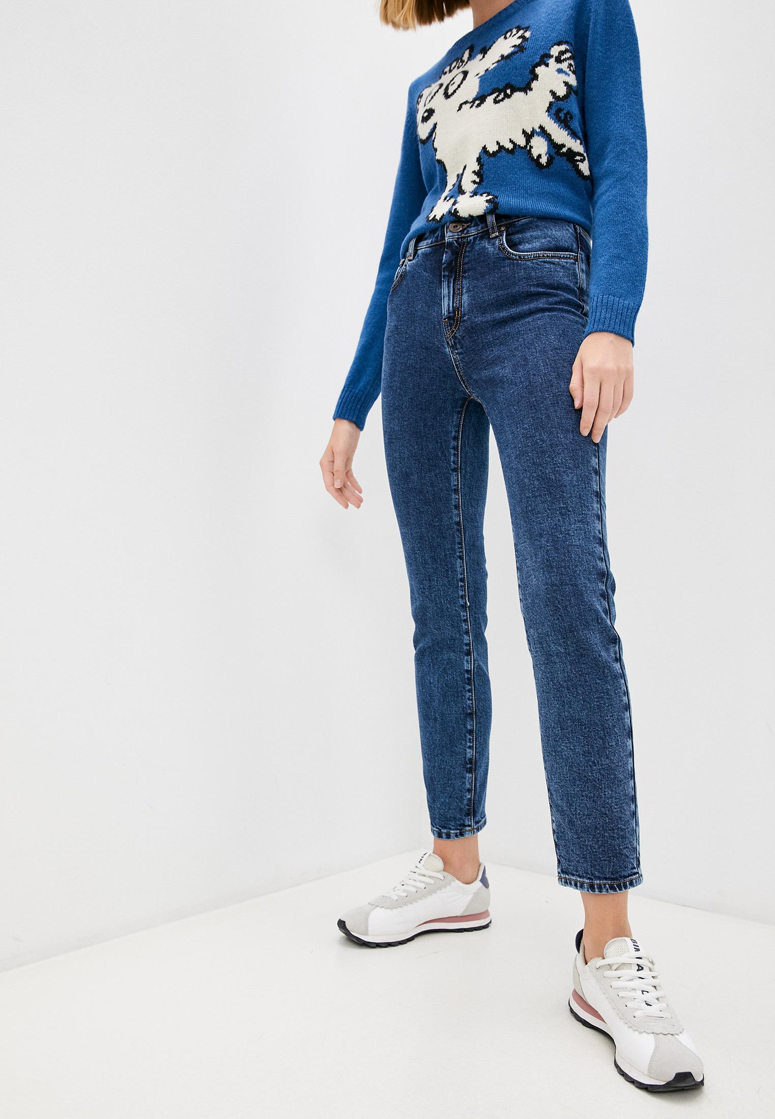 Зауженные джинсы Weekend Max Mara 51860119