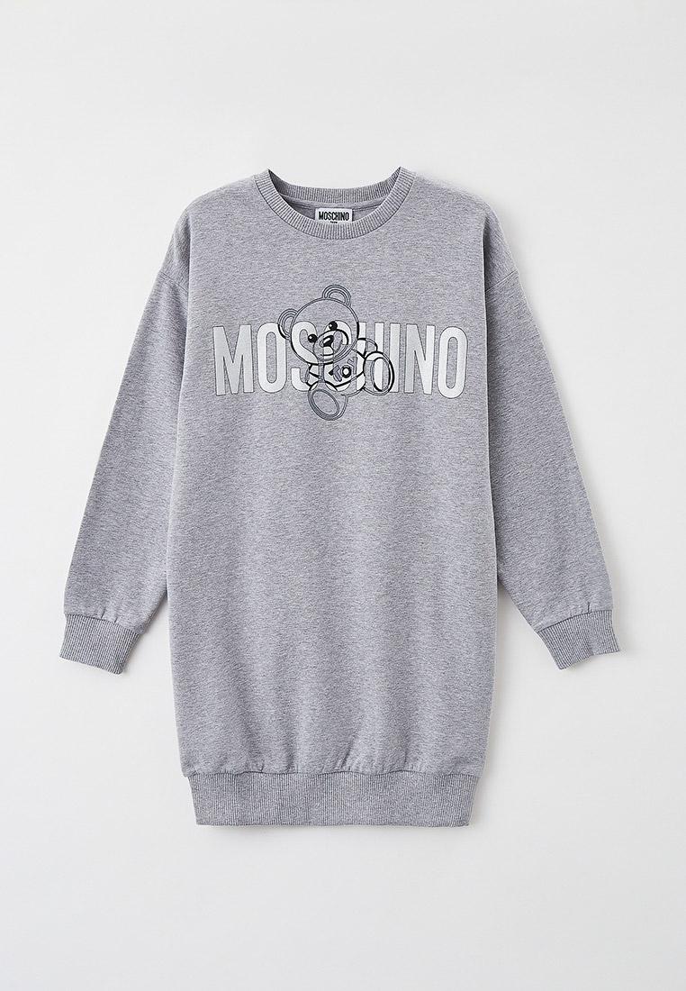 Повседневное платье MOSCHINO KID Платье Moschino Kid