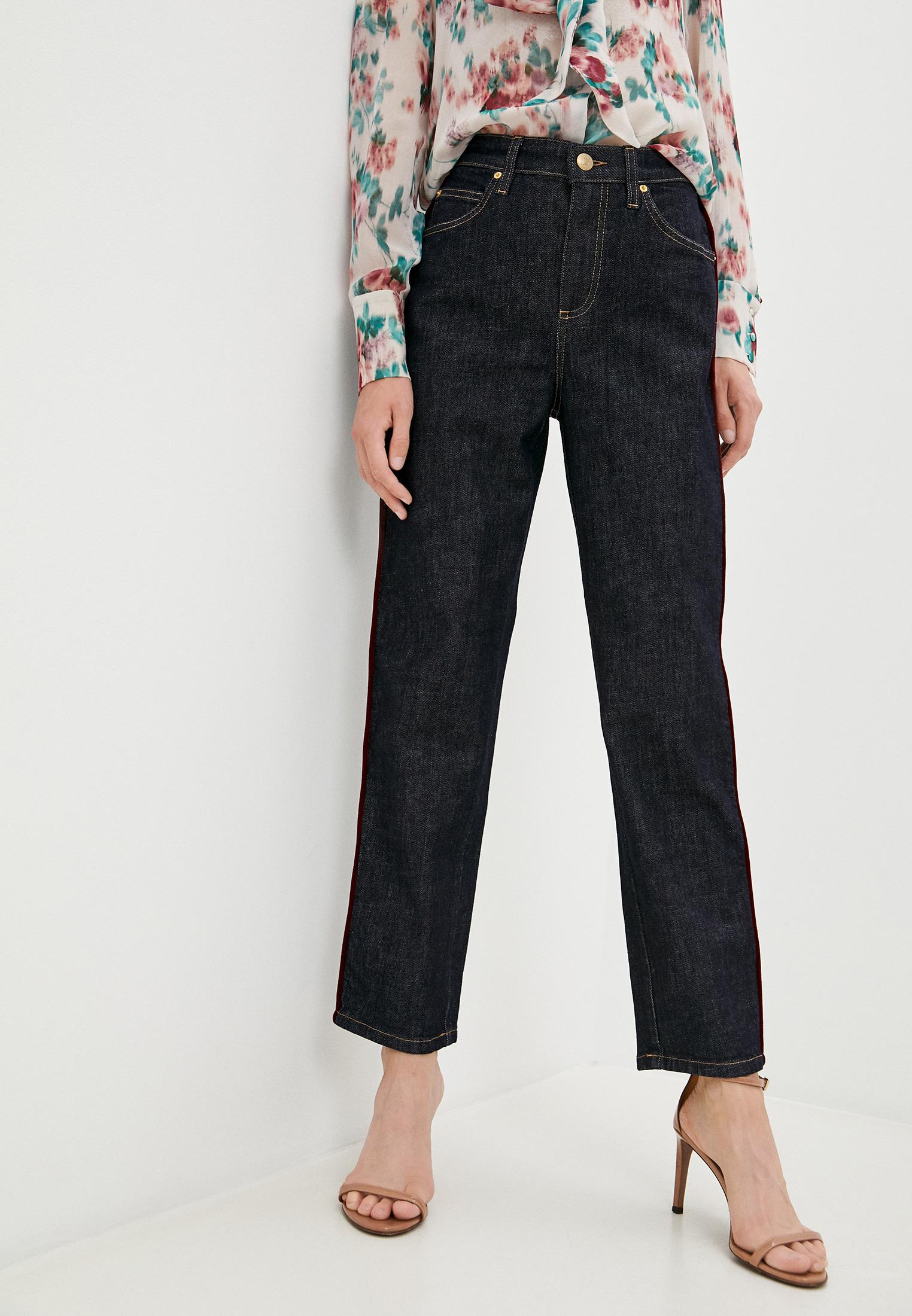 Прямые джинсы L'Autre Chose Джинсы L'Autre Chose