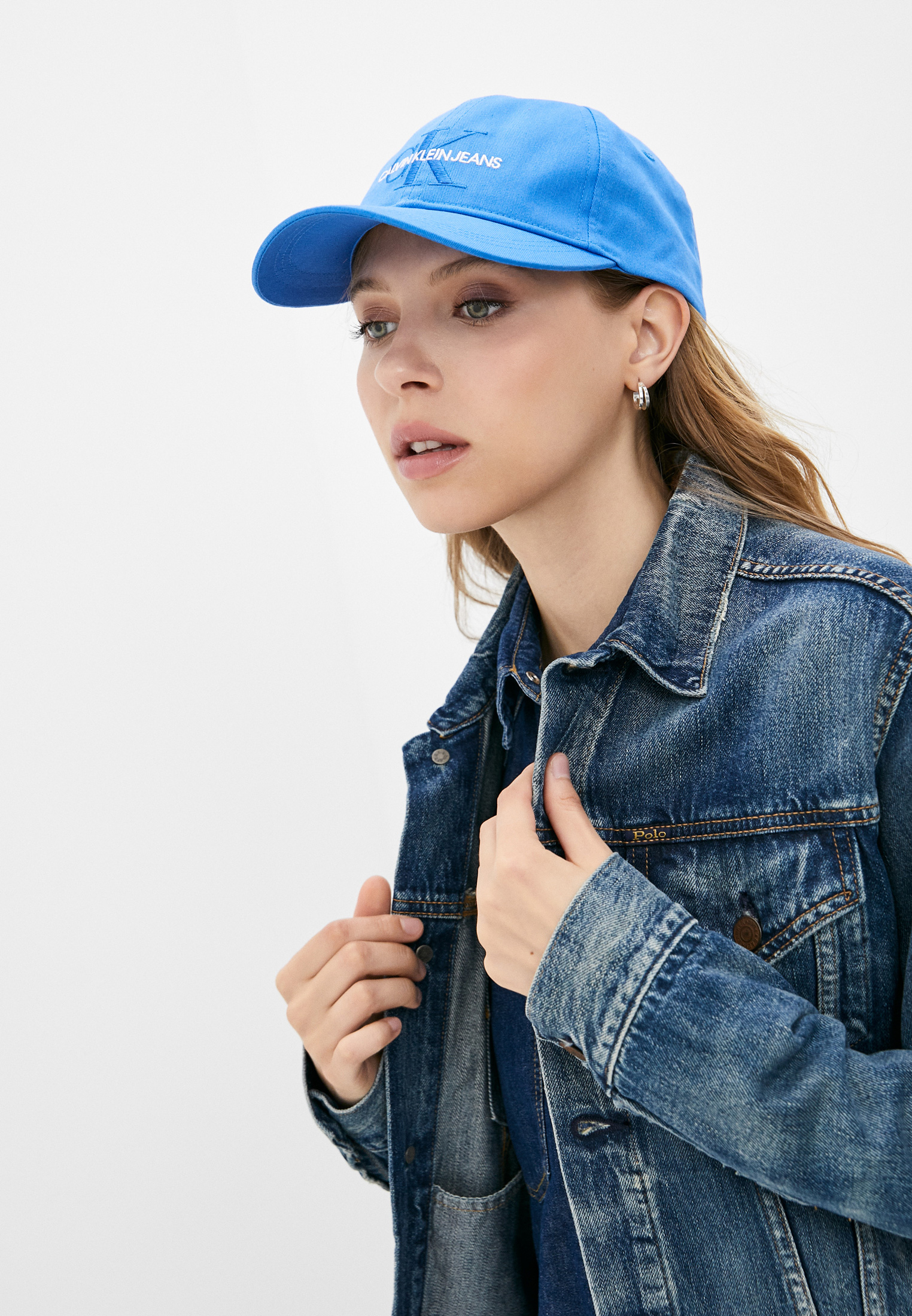 Бейсболка Calvin Klein Jeans K50K505618: изображение 5