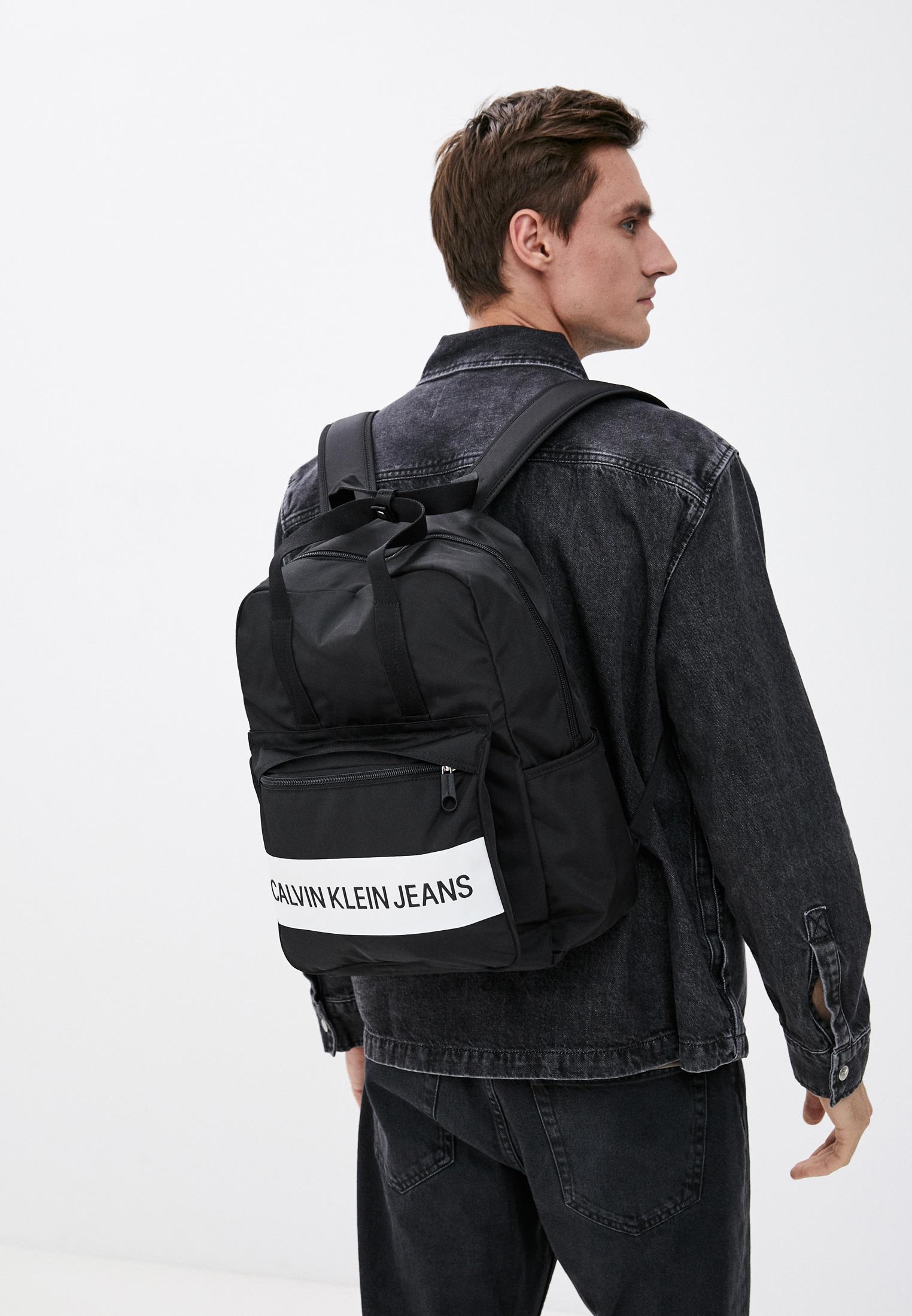 Городской рюкзак Calvin Klein Jeans K60K608238: изображение 4