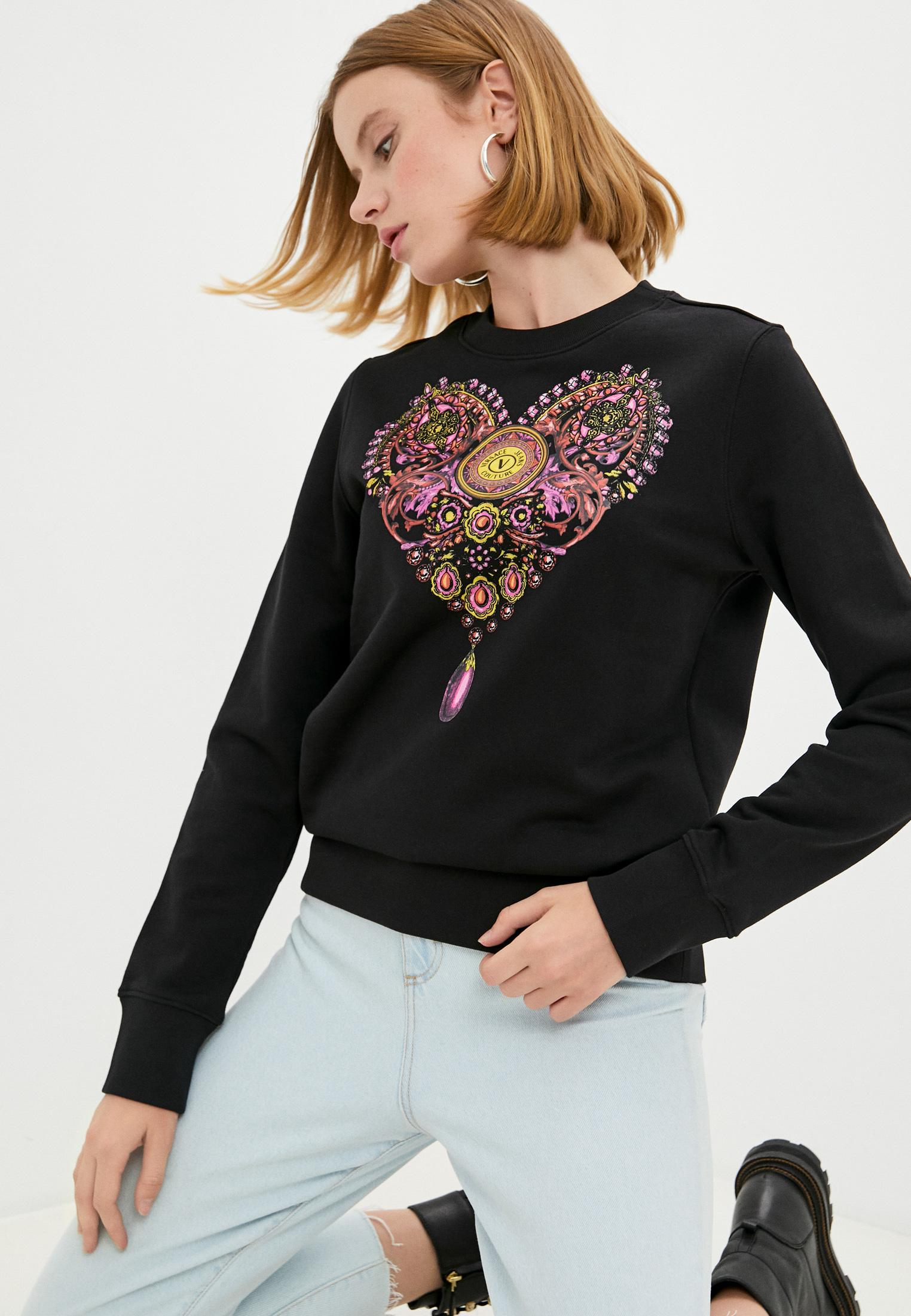 Свитер Versace Jeans Couture Свитшот Versace Jeans Couture