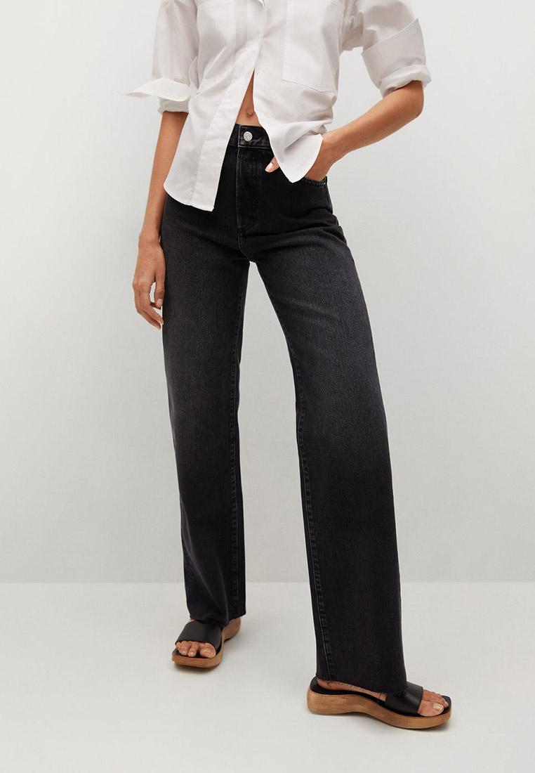 Широкие и расклешенные джинсы Mango (Манго) 17002008