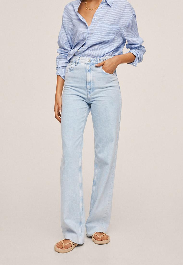 Широкие и расклешенные джинсы Mango (Манго) 17022020