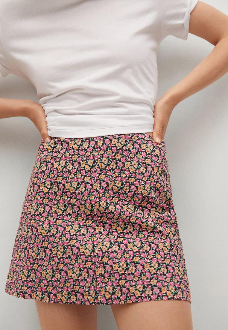 Прямая юбка Mango (Манго) 17052021