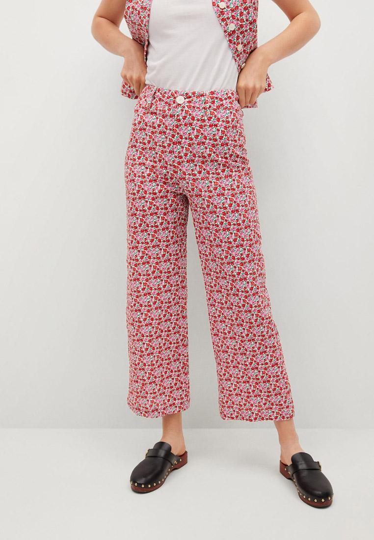 Женские широкие и расклешенные брюки Mango (Манго) 17092021