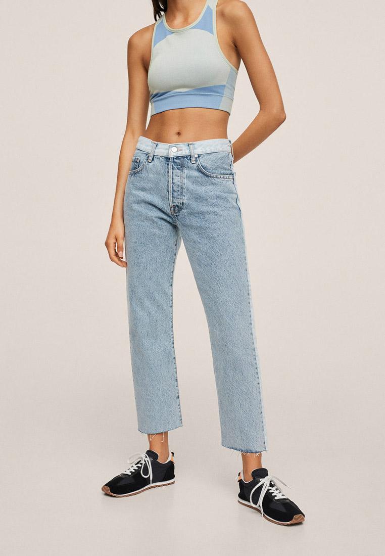 Прямые джинсы Mango (Манго) 17032019: изображение 1