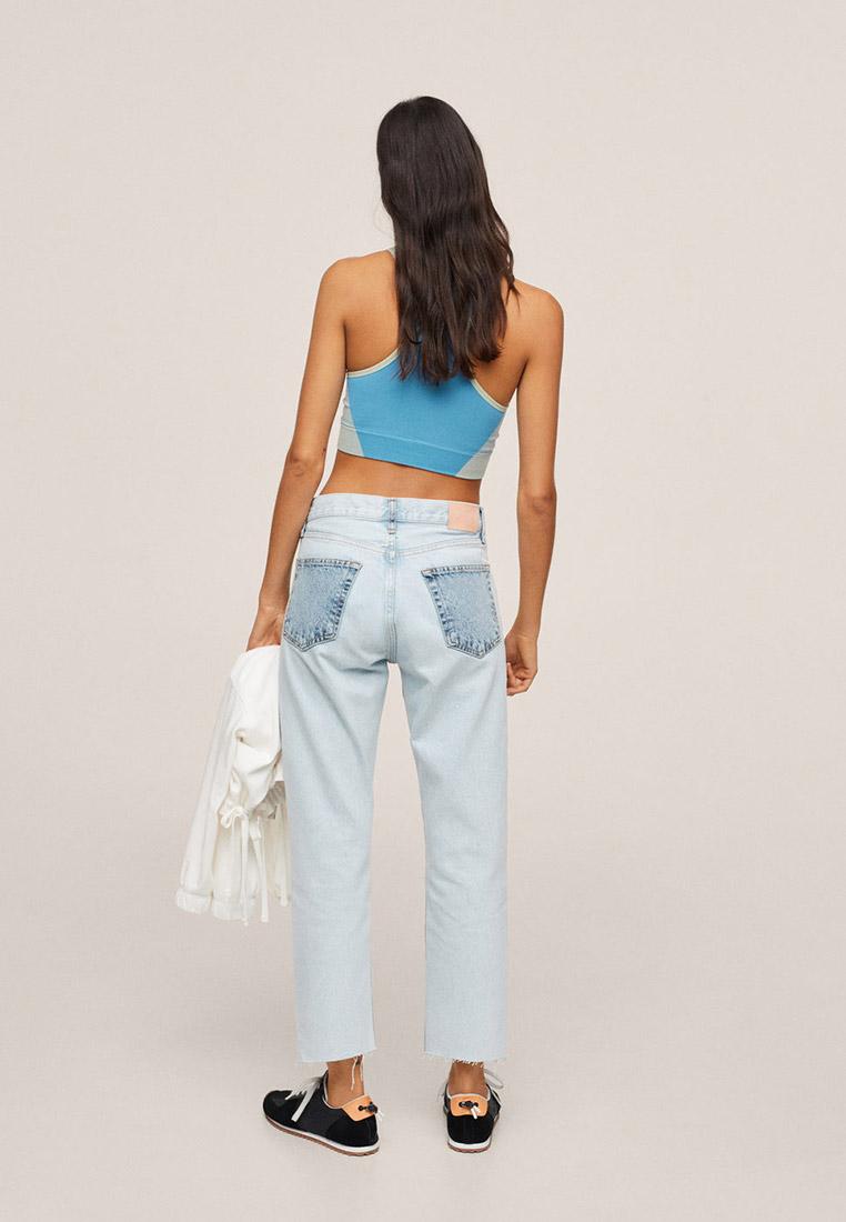 Прямые джинсы Mango (Манго) 17032019: изображение 3
