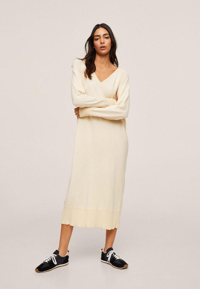 Вязаное платье Mango (Манго) 17052023