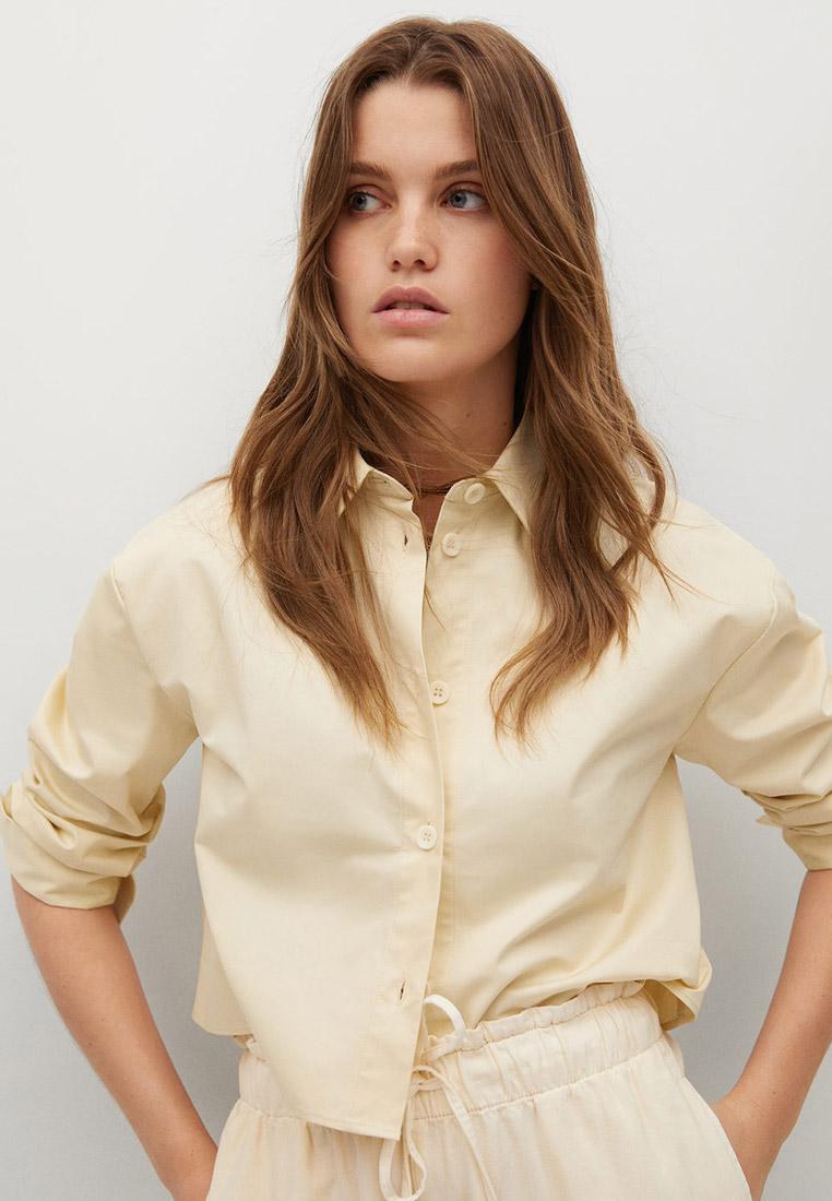 Женские рубашки с длинным рукавом Mango (Манго) 17052504