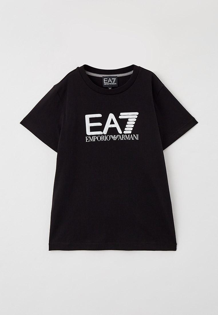 Футболка EA7 6KBT53 BJ02Z