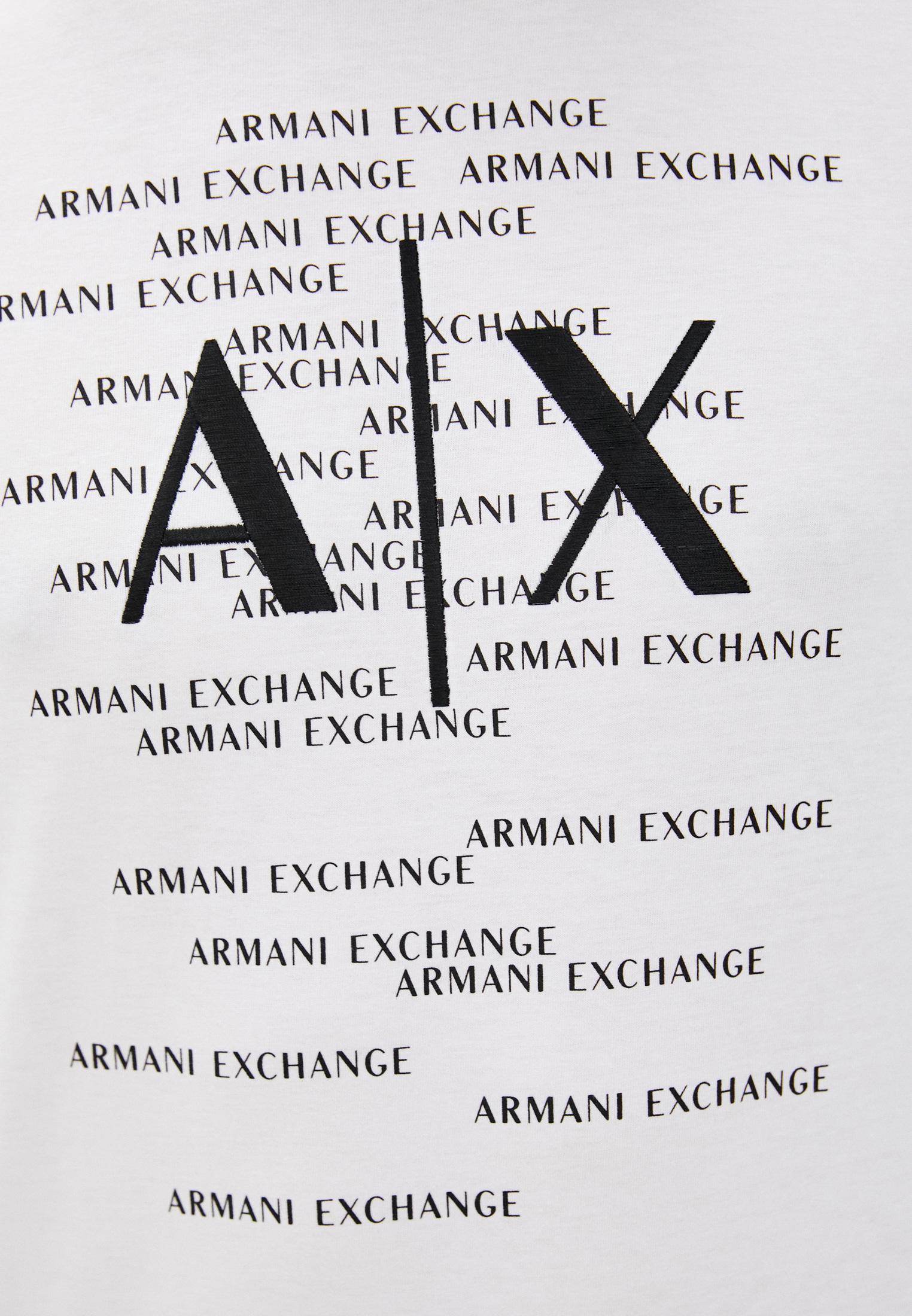 Футболка Armani Exchange 6KZTBR ZJV5Z: изображение 5