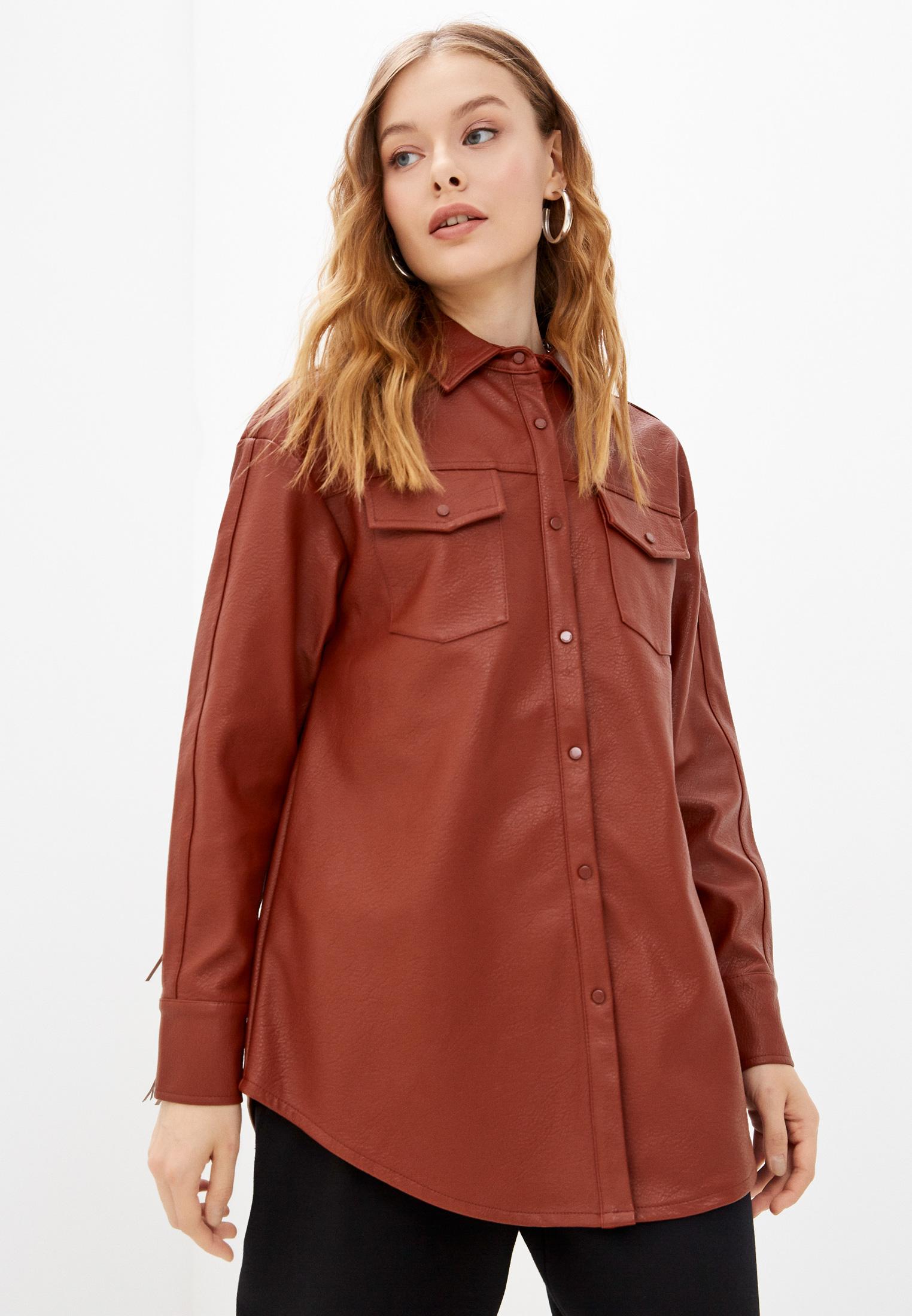 Женские рубашки с длинным рукавом Silvian Heach PGA21602CA