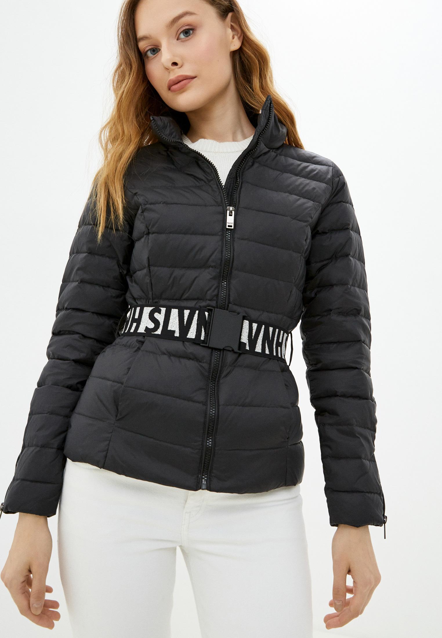 Утепленная куртка Silvian Heach Пуховик Silvian Heach