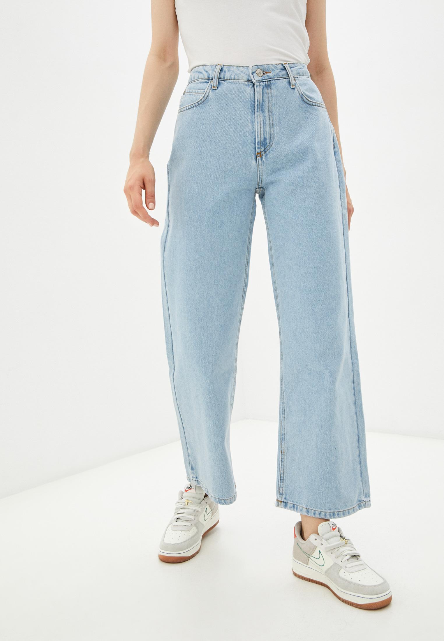 Широкие и расклешенные джинсы Trendyol TWOSS21JE0462