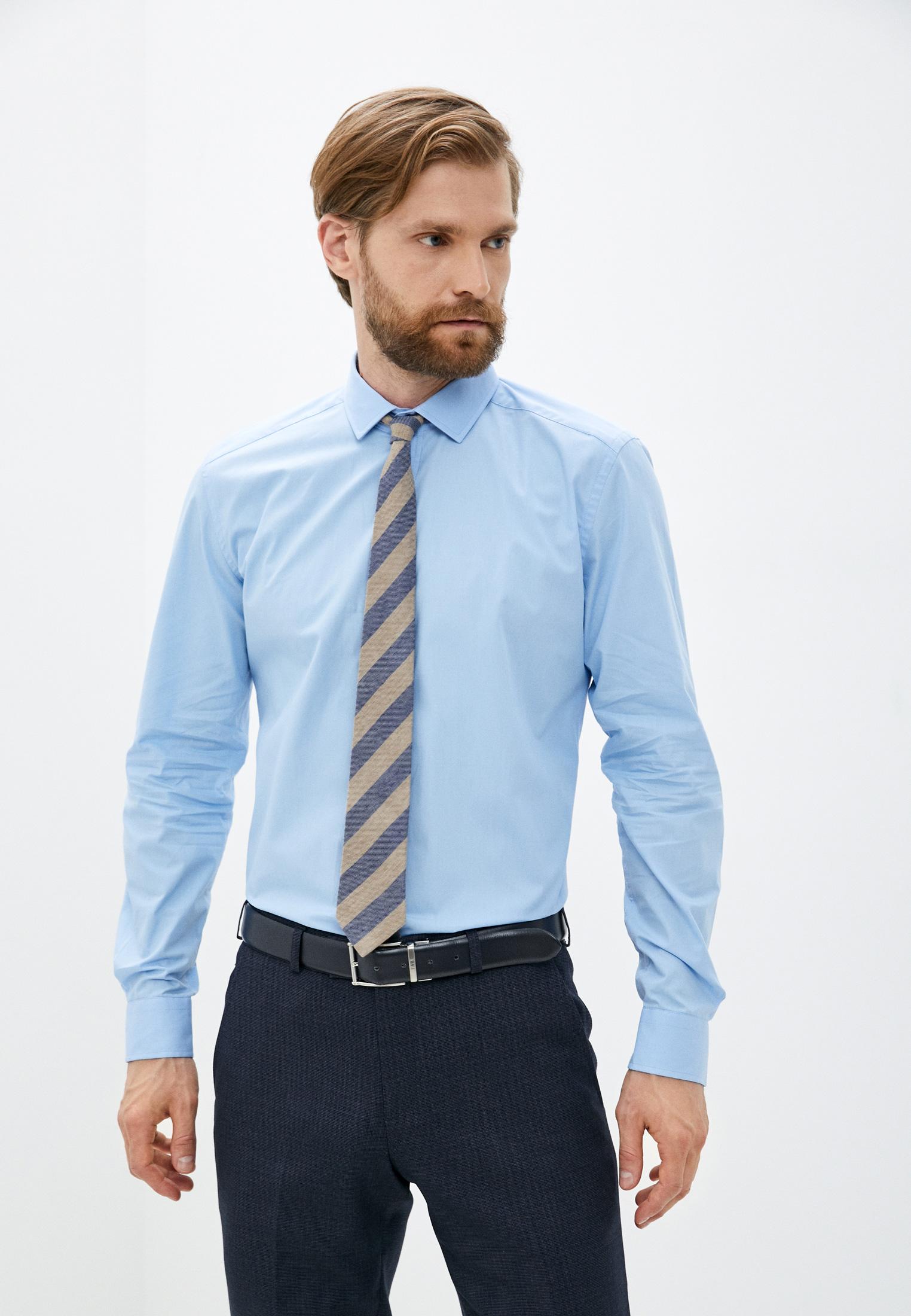 Рубашка с длинным рукавом Basics & More BA521851