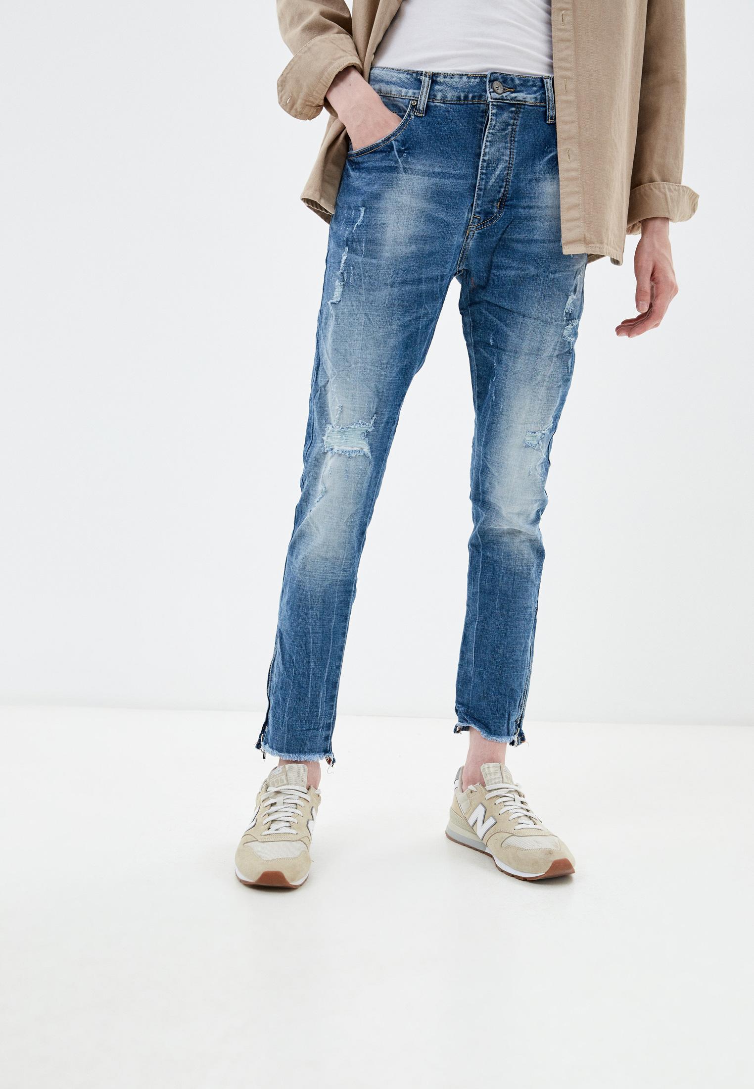 Зауженные джинсы Terance Kole 66035