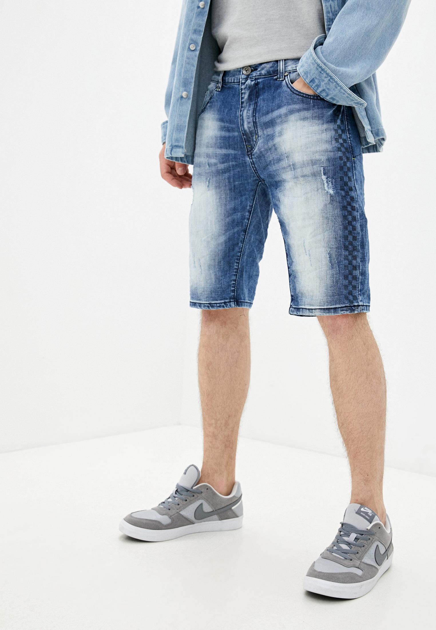 Мужские джинсовые шорты Terance Kole Шорты джинсовые Terance Kole
