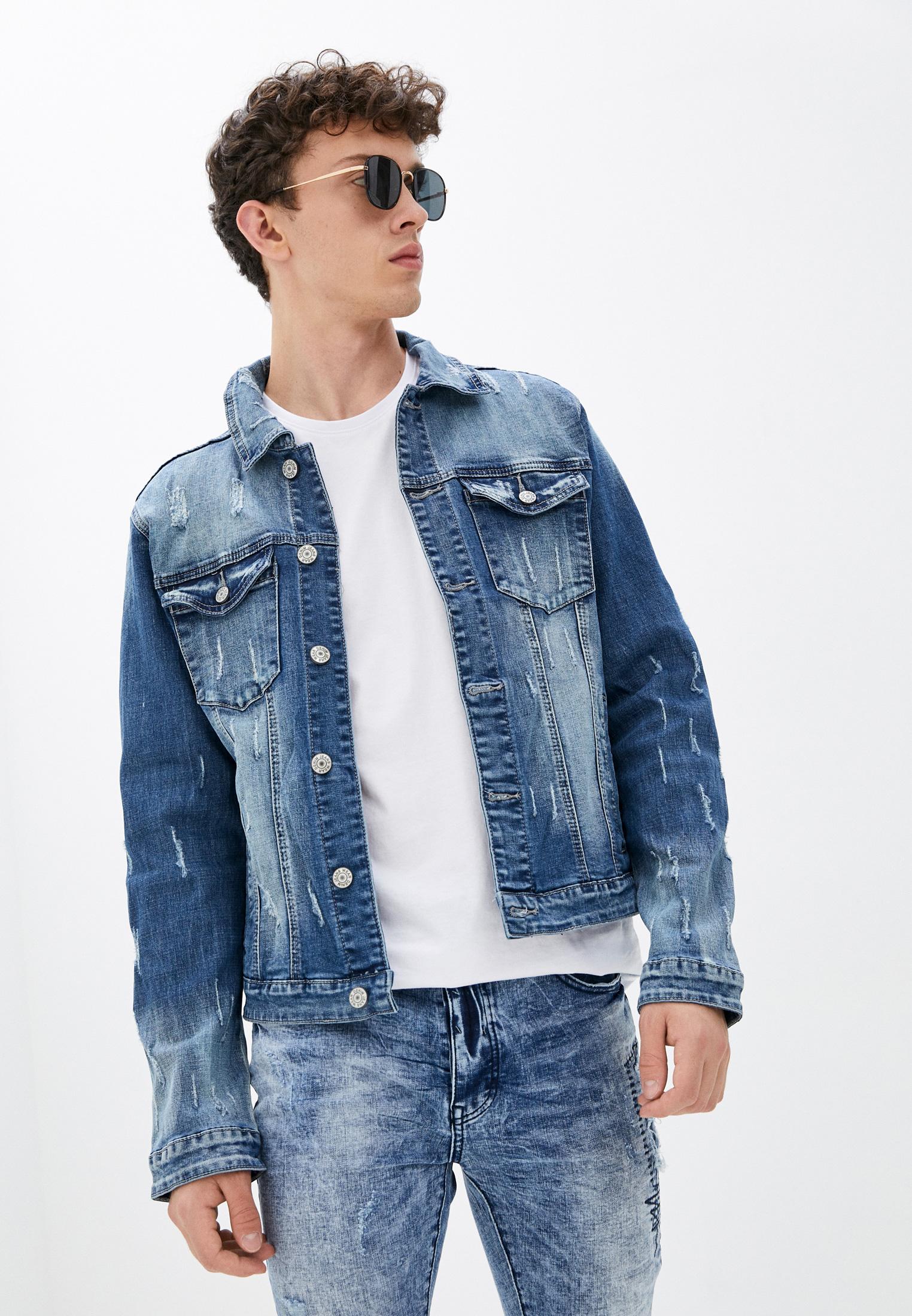 Джинсовая куртка Terance Kole Куртка джинсовая Terance Kole