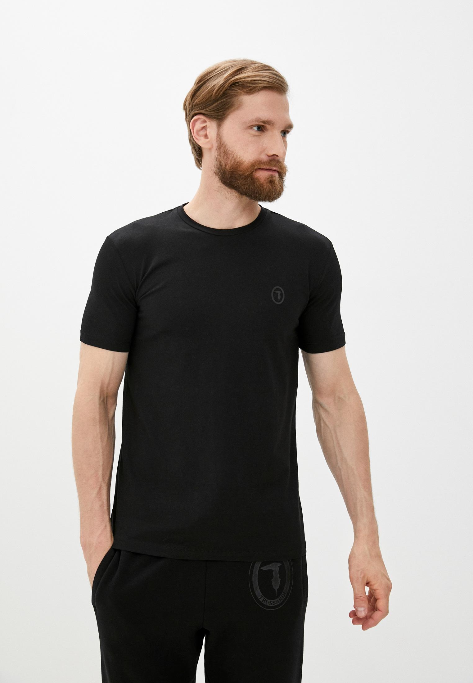 Мужская футболка Trussardi (Труссарди) 52T00535-1T003077