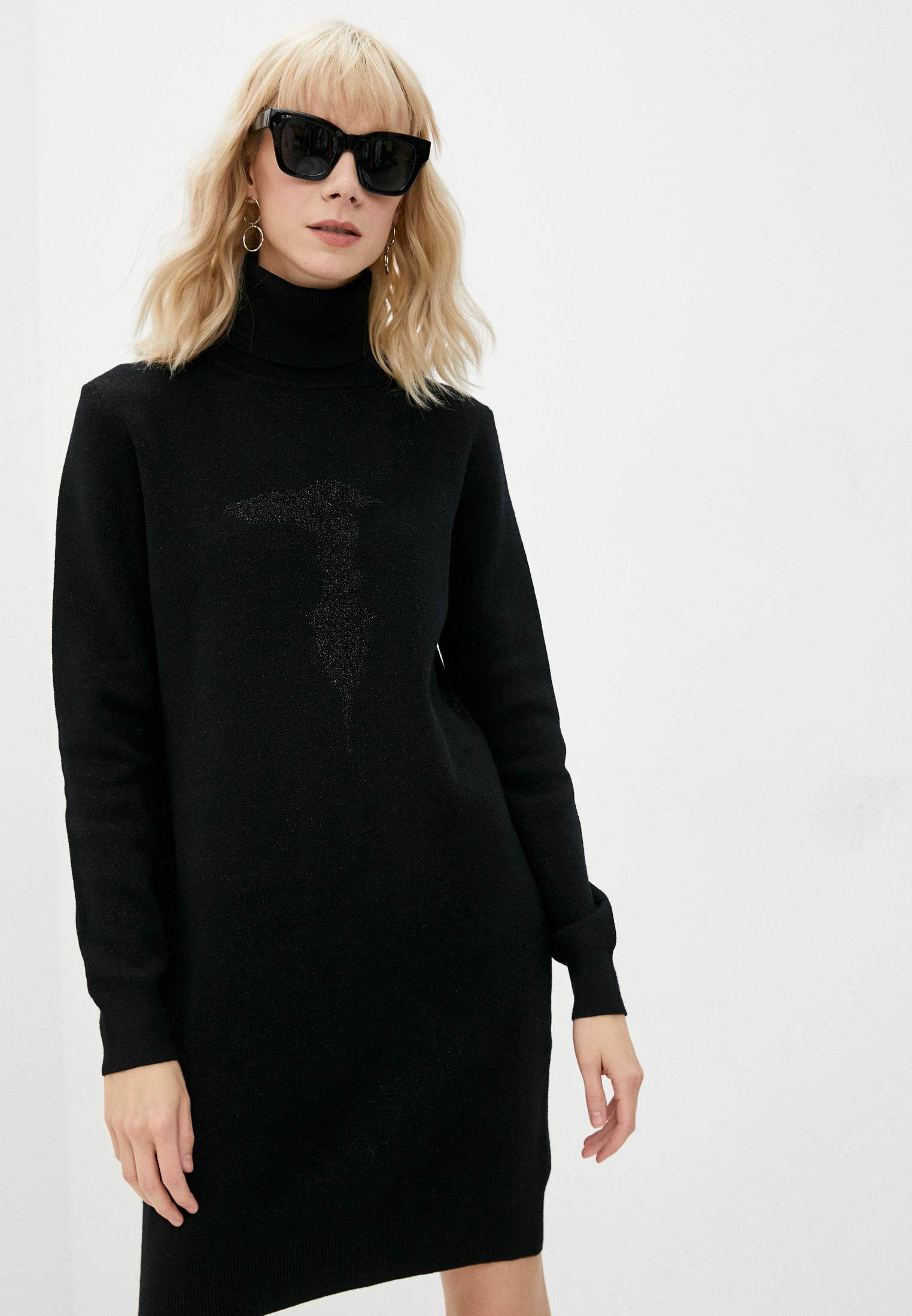 Вязаное платье Trussardi (Труссарди) 56D00549-0F000569