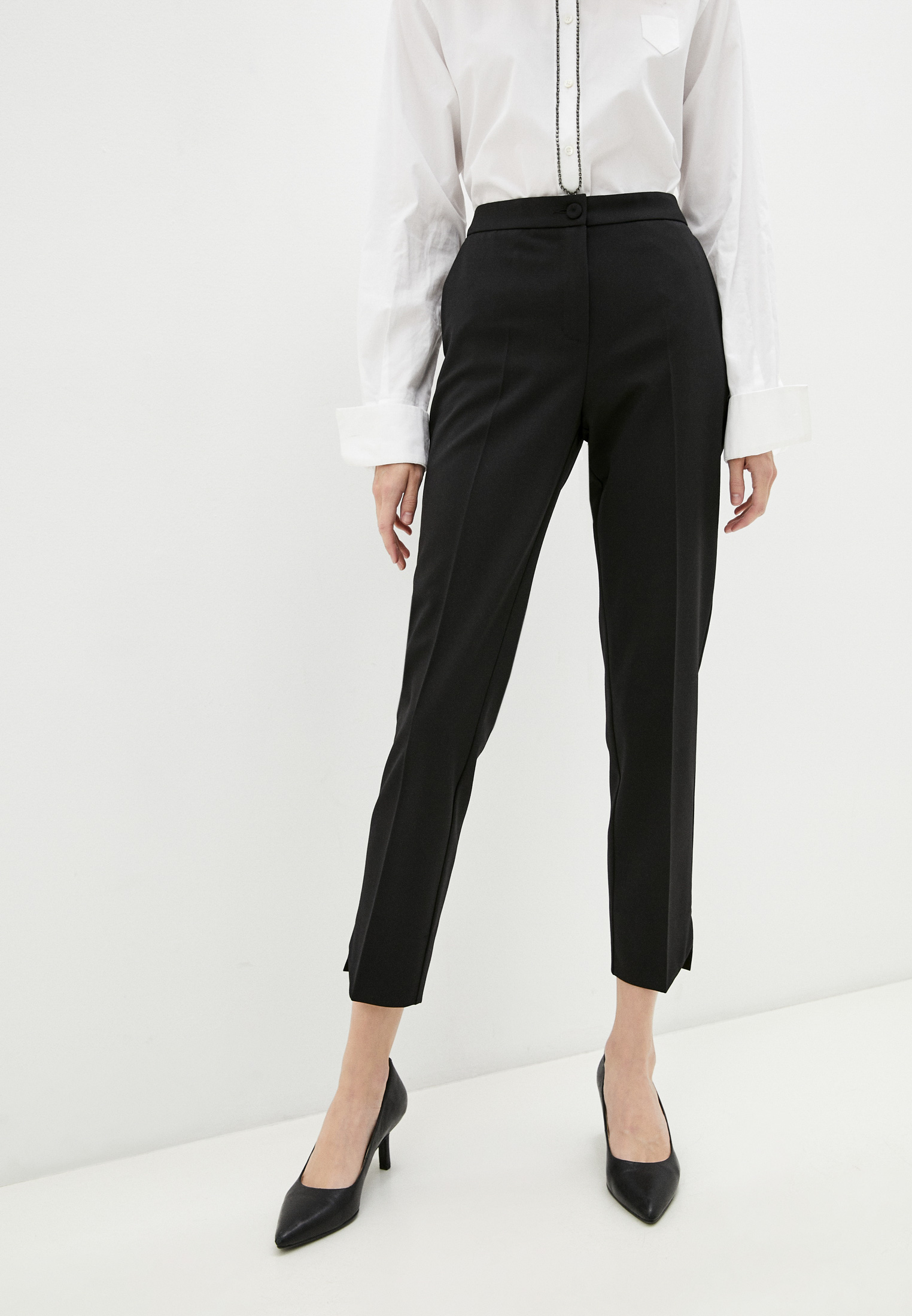 Женские классические брюки Beatrice. B 21FA1026P165