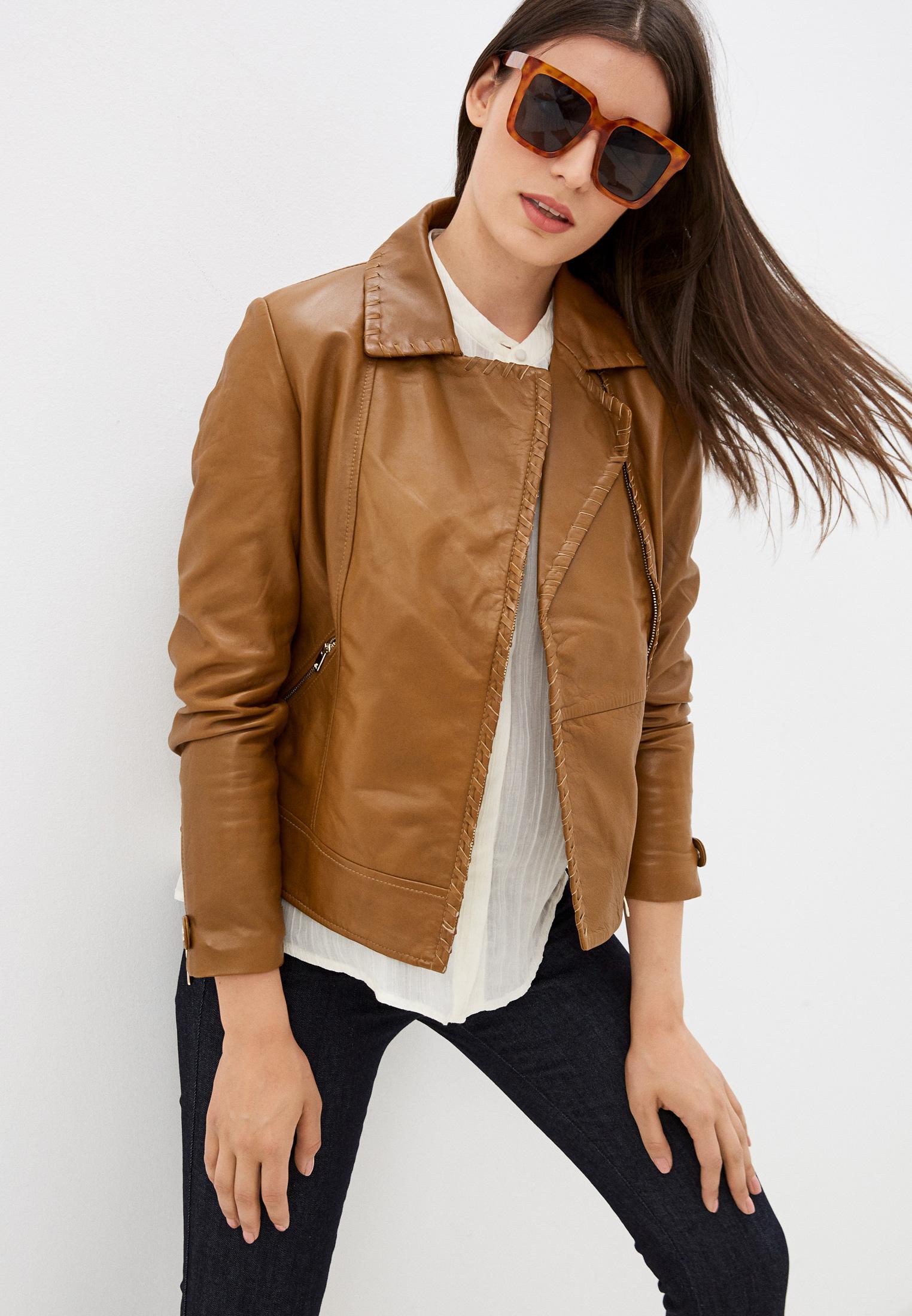 Кожаная куртка SALSA Куртка кожаная Salsa