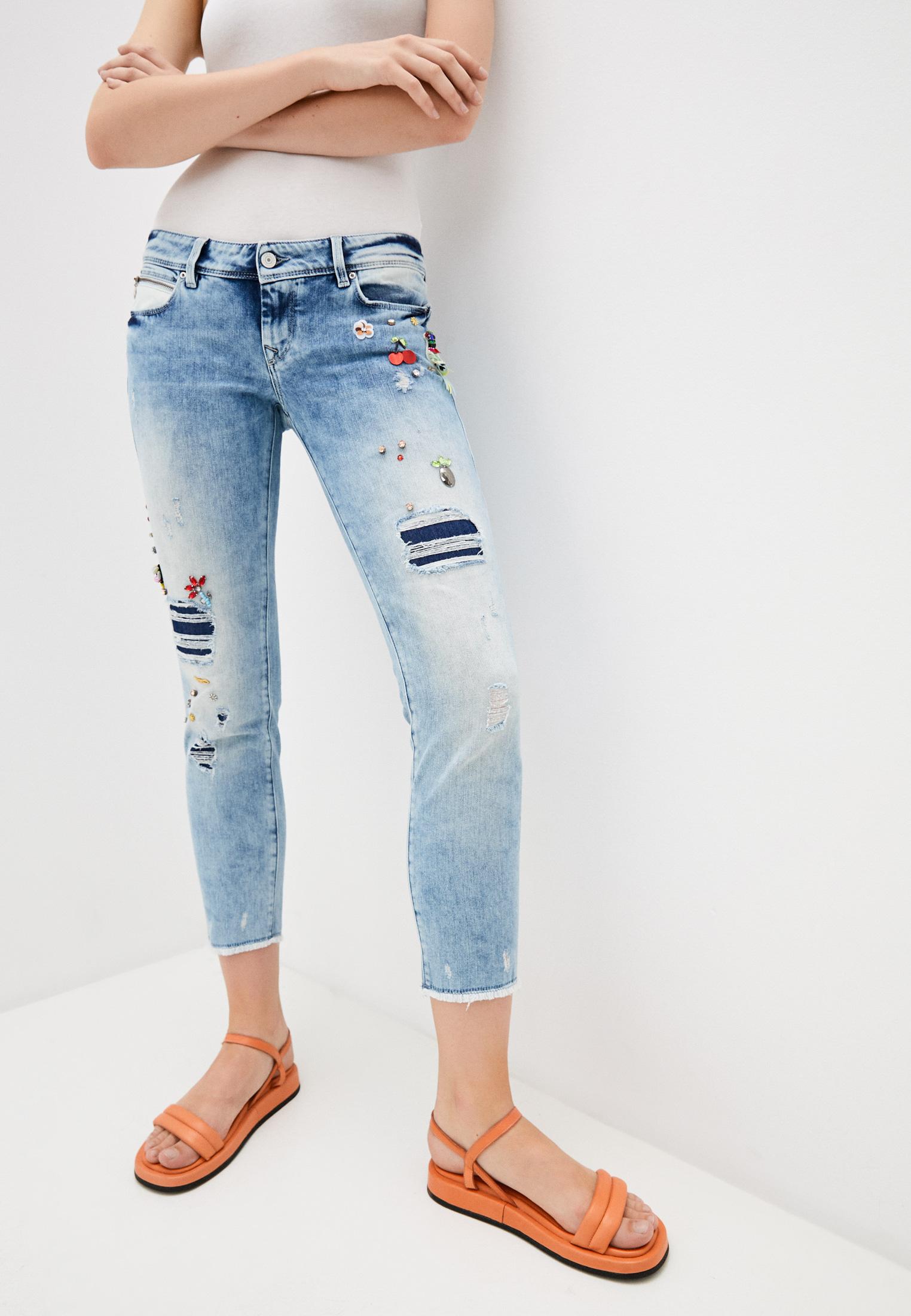 Прямые джинсы SALSA 1197898501