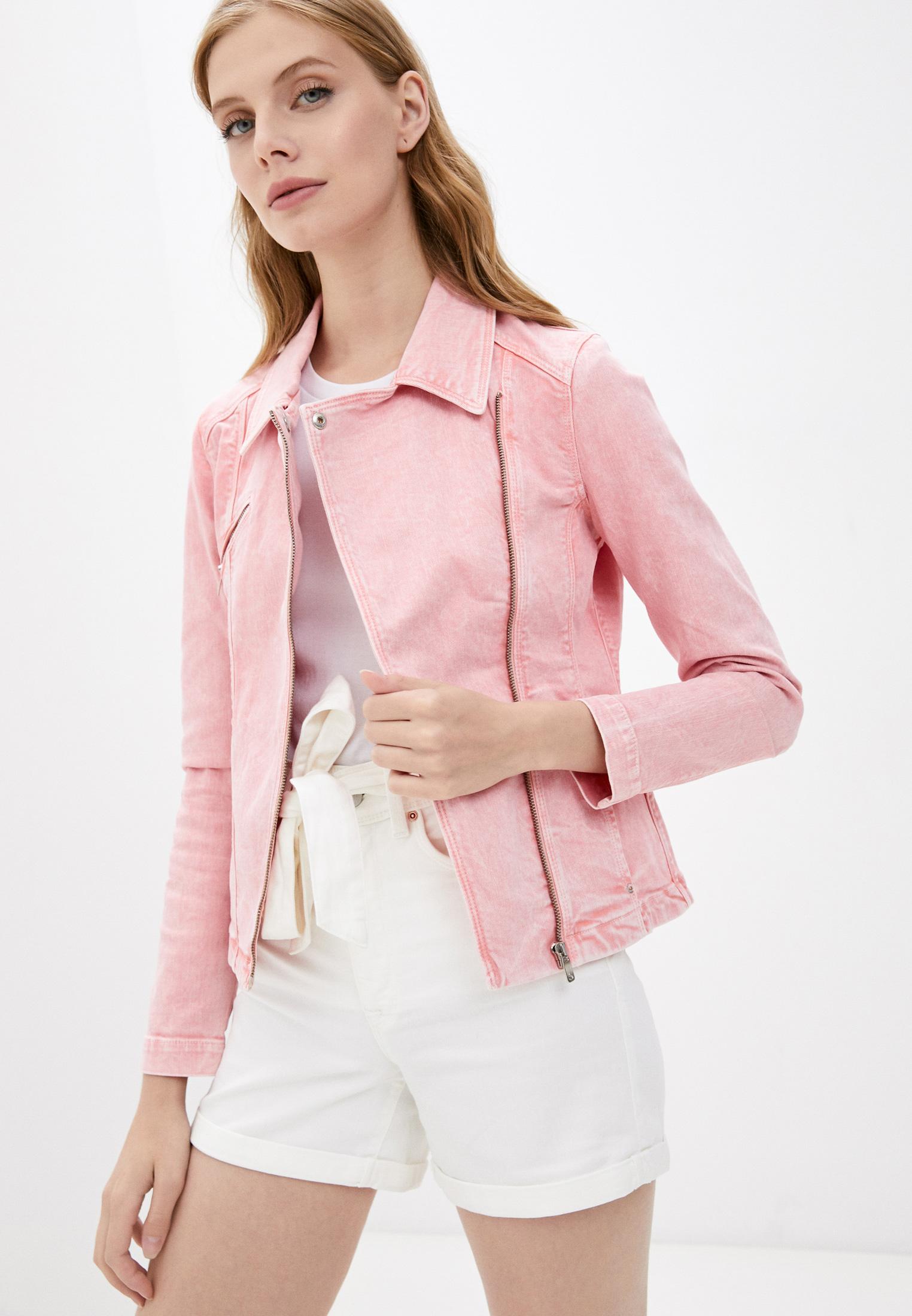 Джинсовая куртка SALSA Куртка джинсовая Salsa