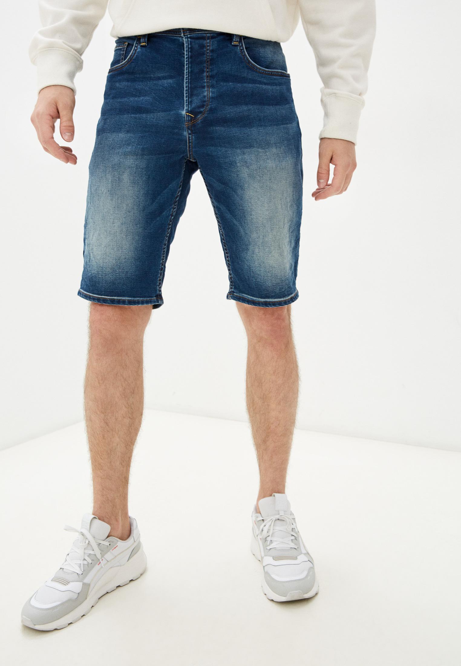 Мужские джинсовые шорты SALSA Шорты джинсовые Salsa