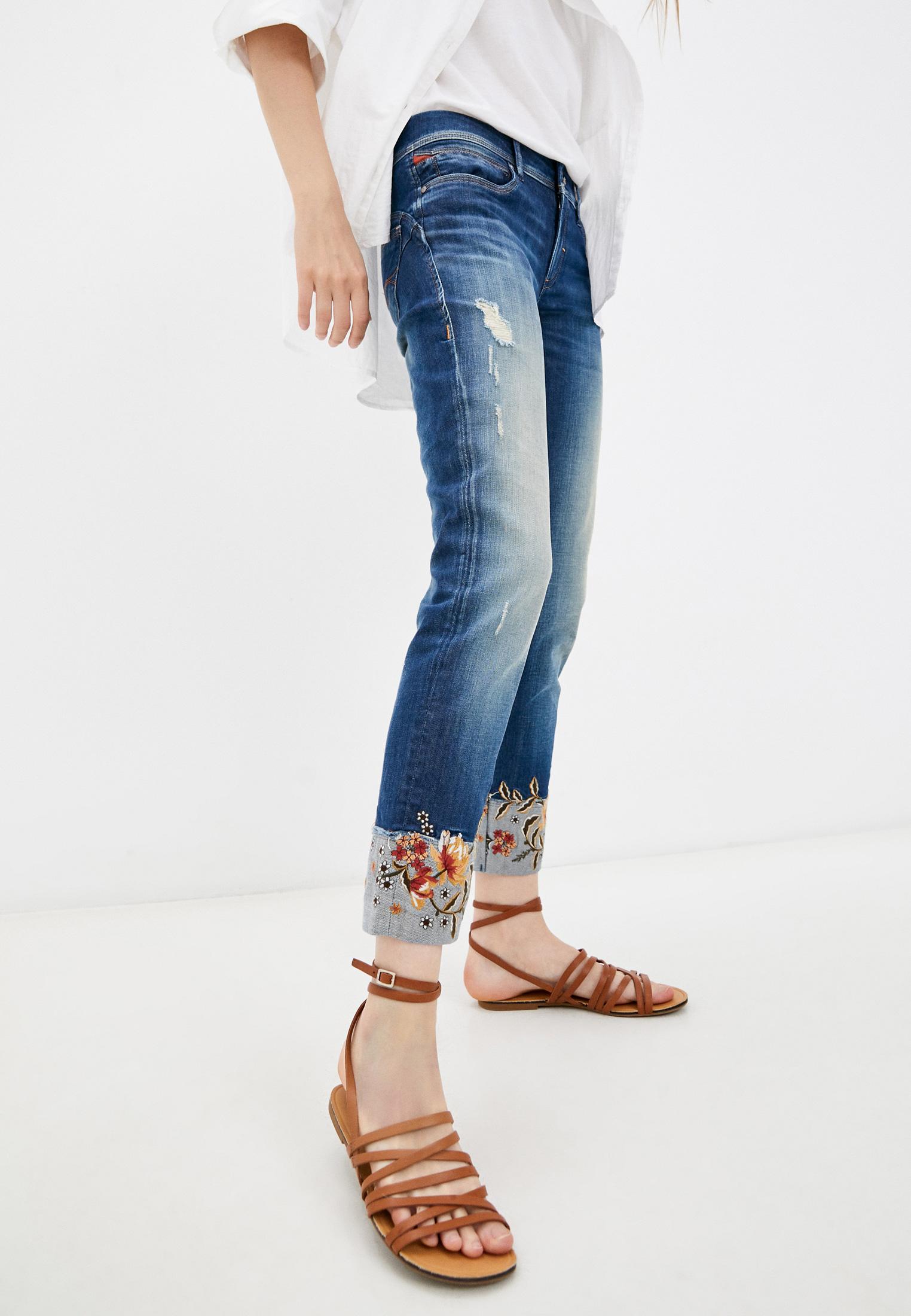 Зауженные джинсы SALSA 1210668503
