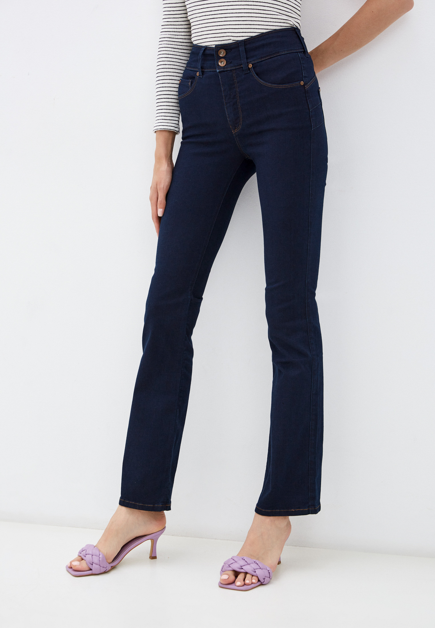 Широкие и расклешенные джинсы SALSA 1227218505
