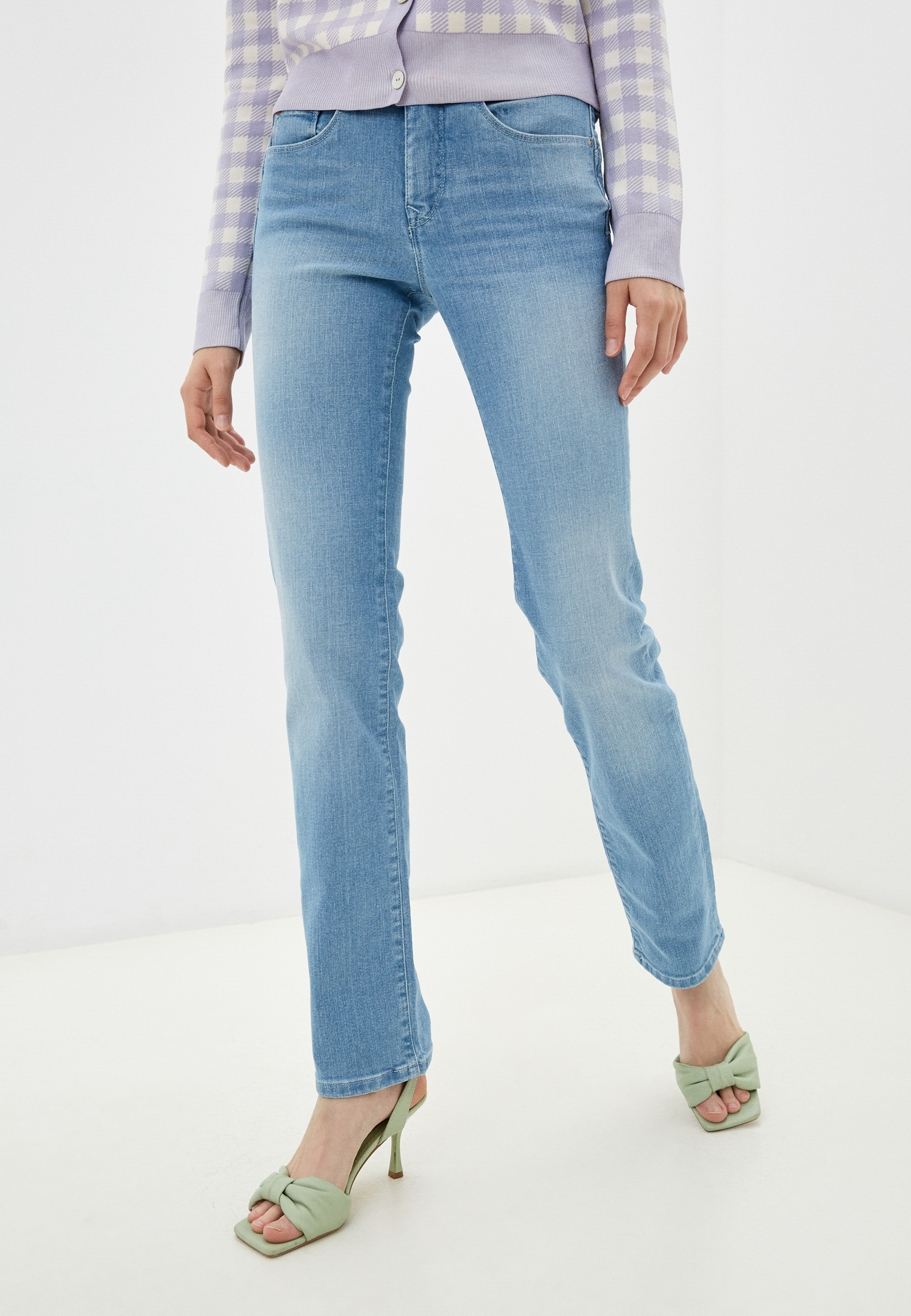 Прямые джинсы SALSA 1227868501