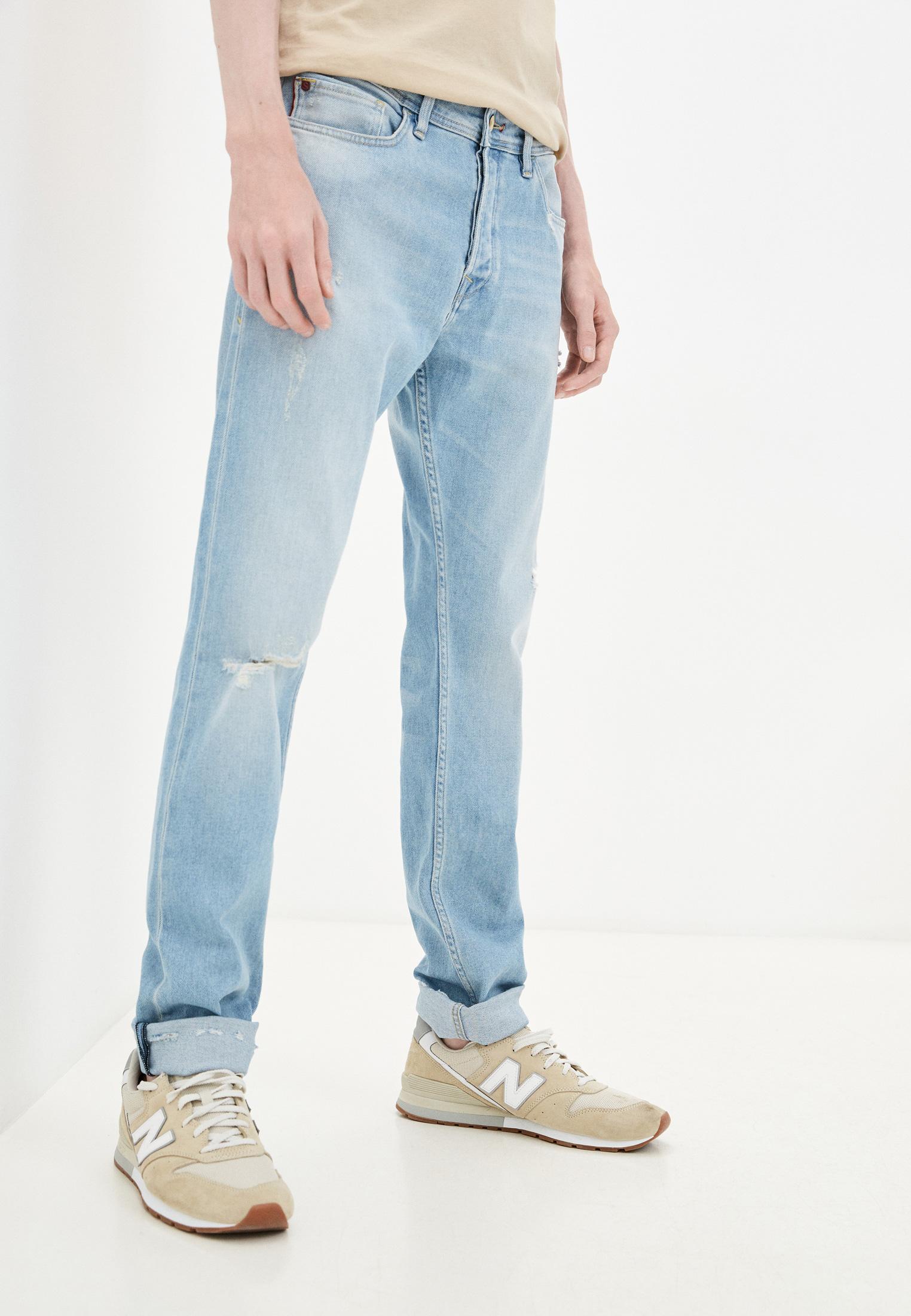 Мужские прямые джинсы SALSA Джинсы Salsa