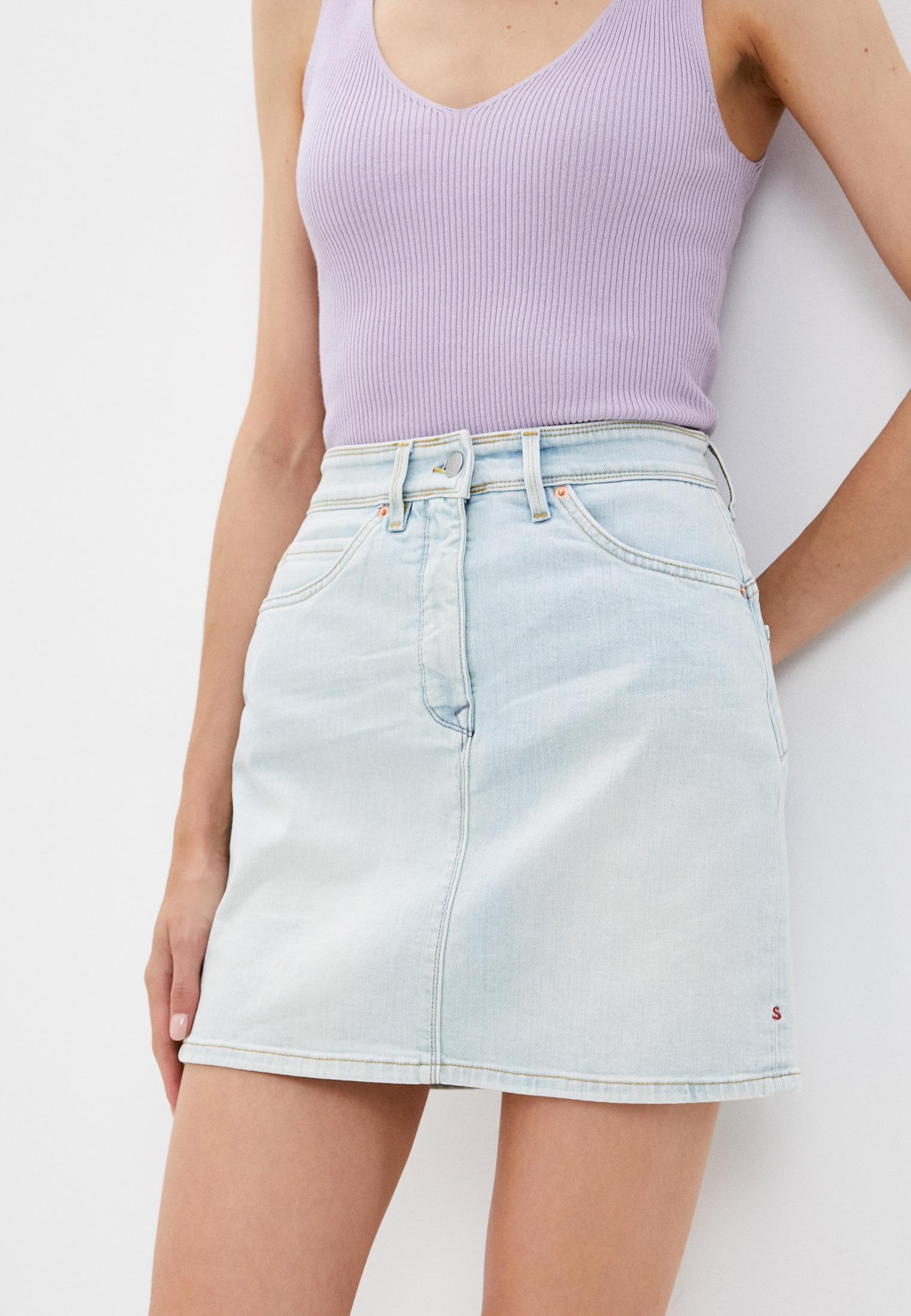 Джинсовая юбка SALSA Юбка джинсовая Salsa