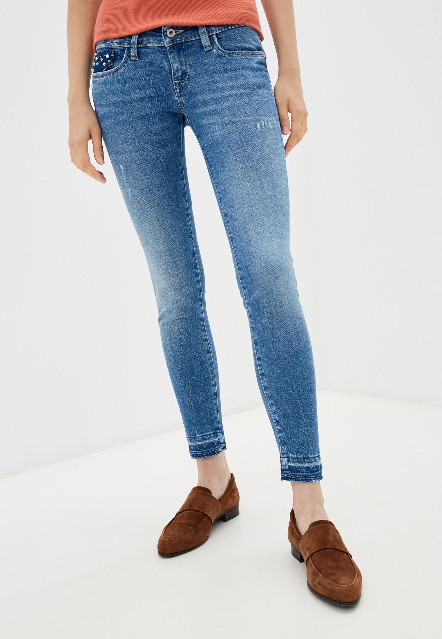 Зауженные джинсы SALSA 1233938503