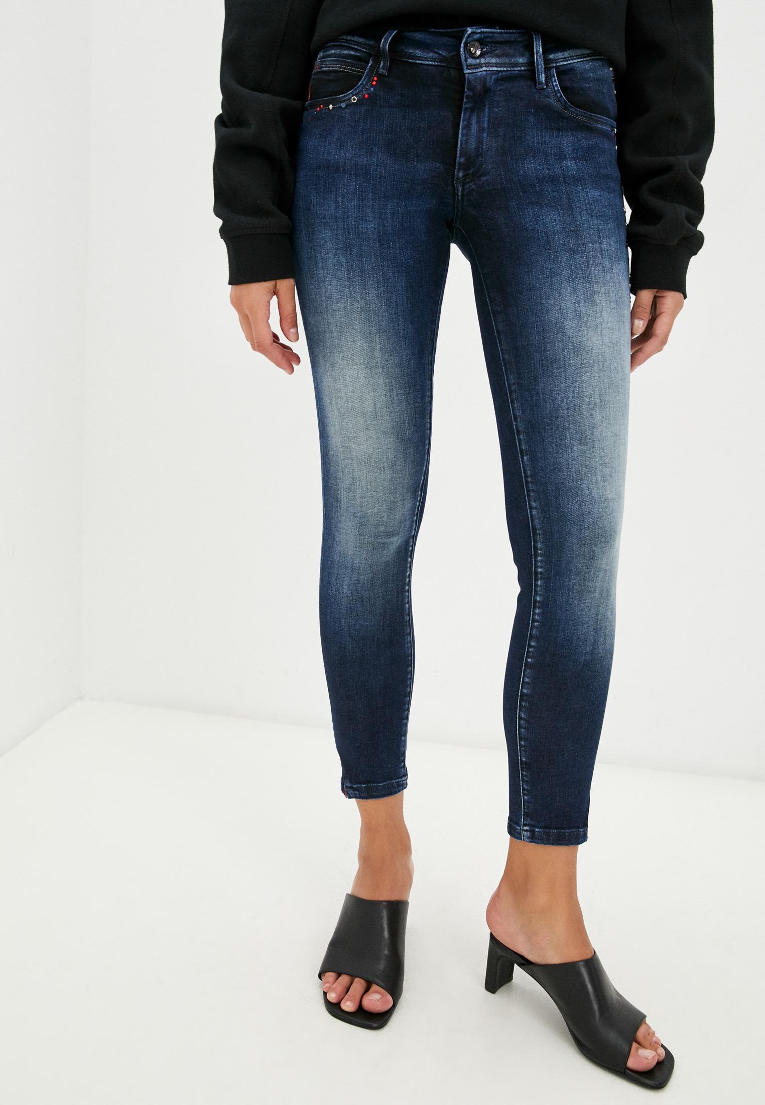 Зауженные джинсы SALSA 1234188504