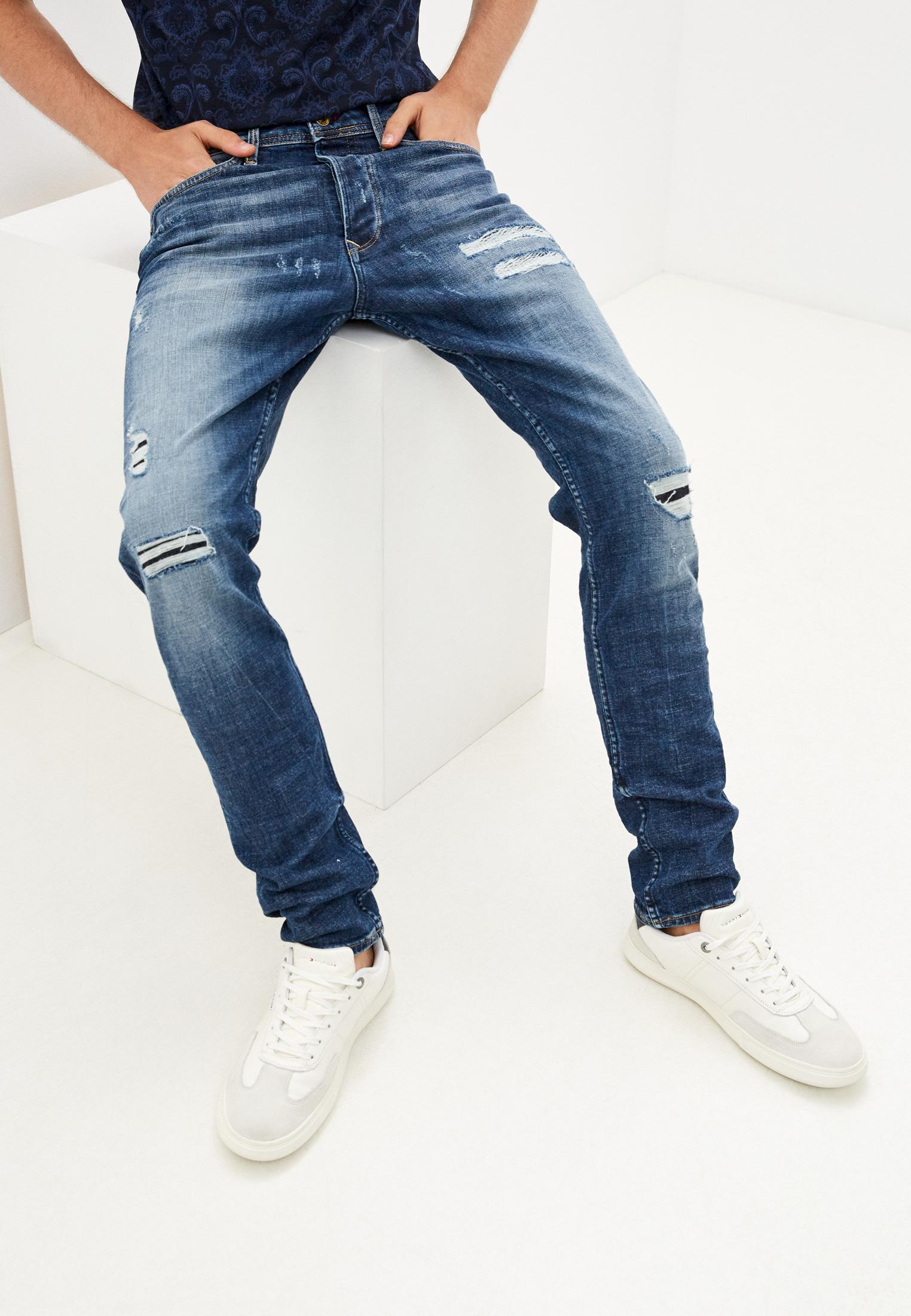 Зауженные джинсы SALSA 1238638503