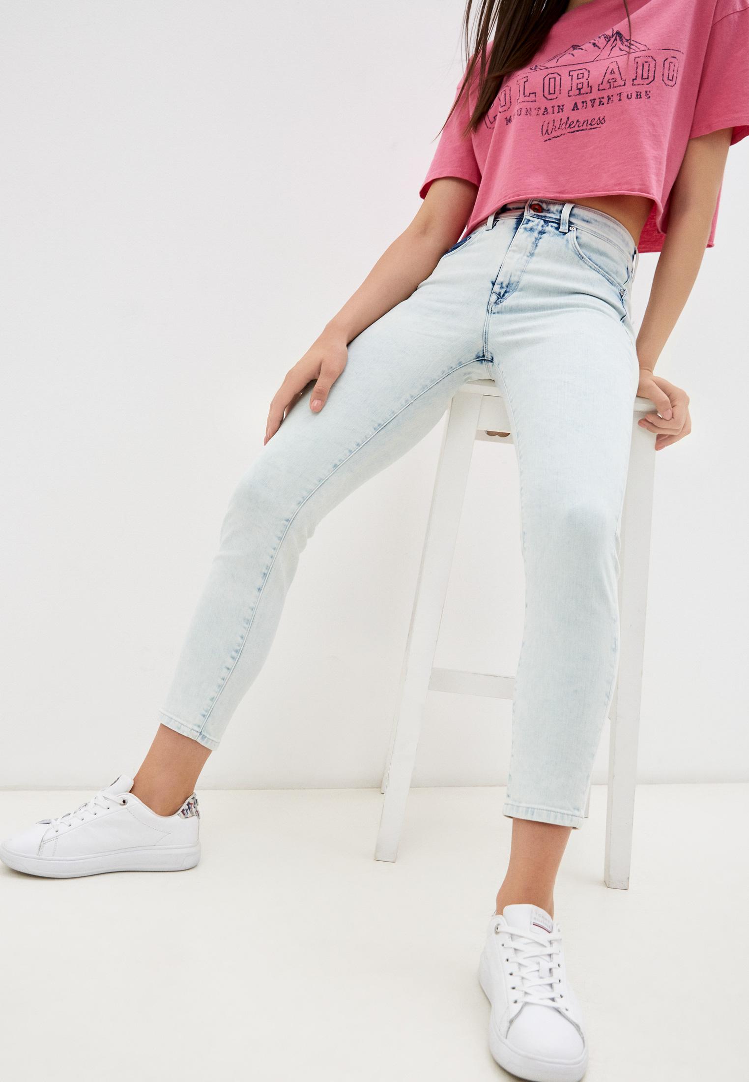 Зауженные джинсы SALSA 1242618500